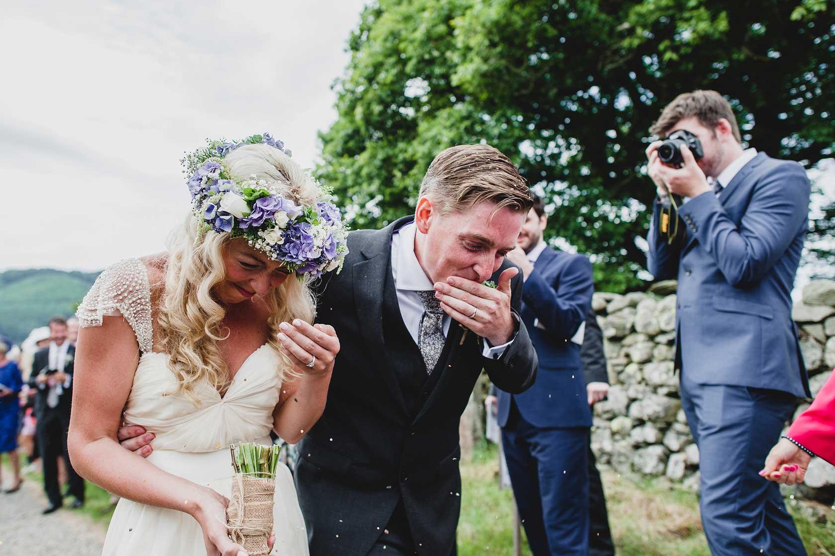 New House Farm Wedding Photography