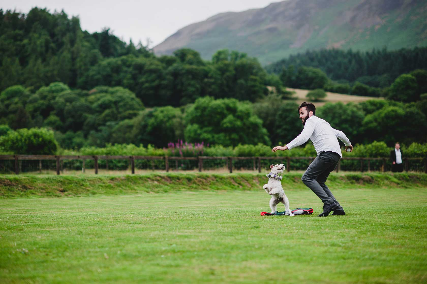 Reportage Wedding Photography at New House Farm