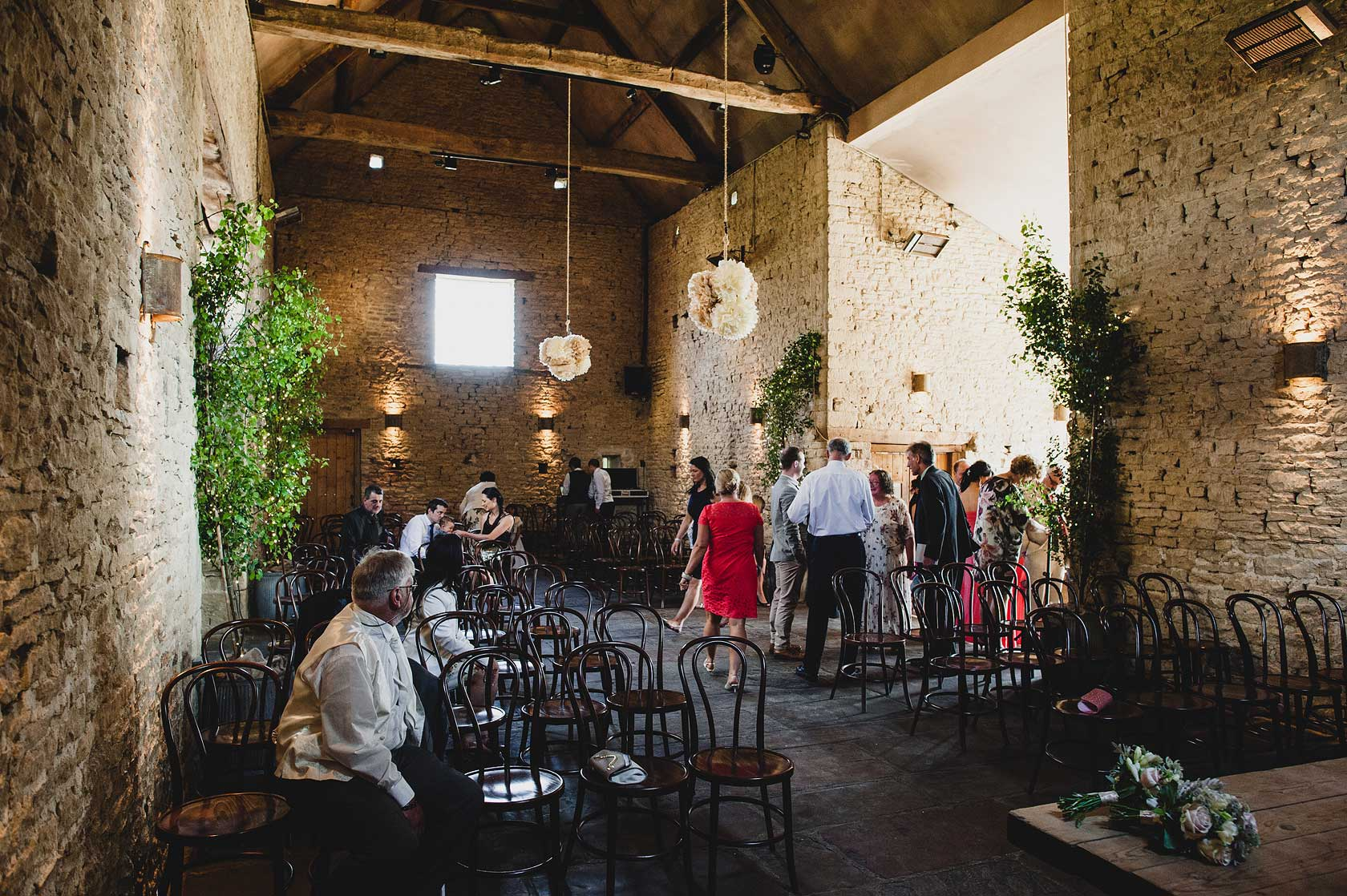 Reportage Wedding Photography at Cripps Barn