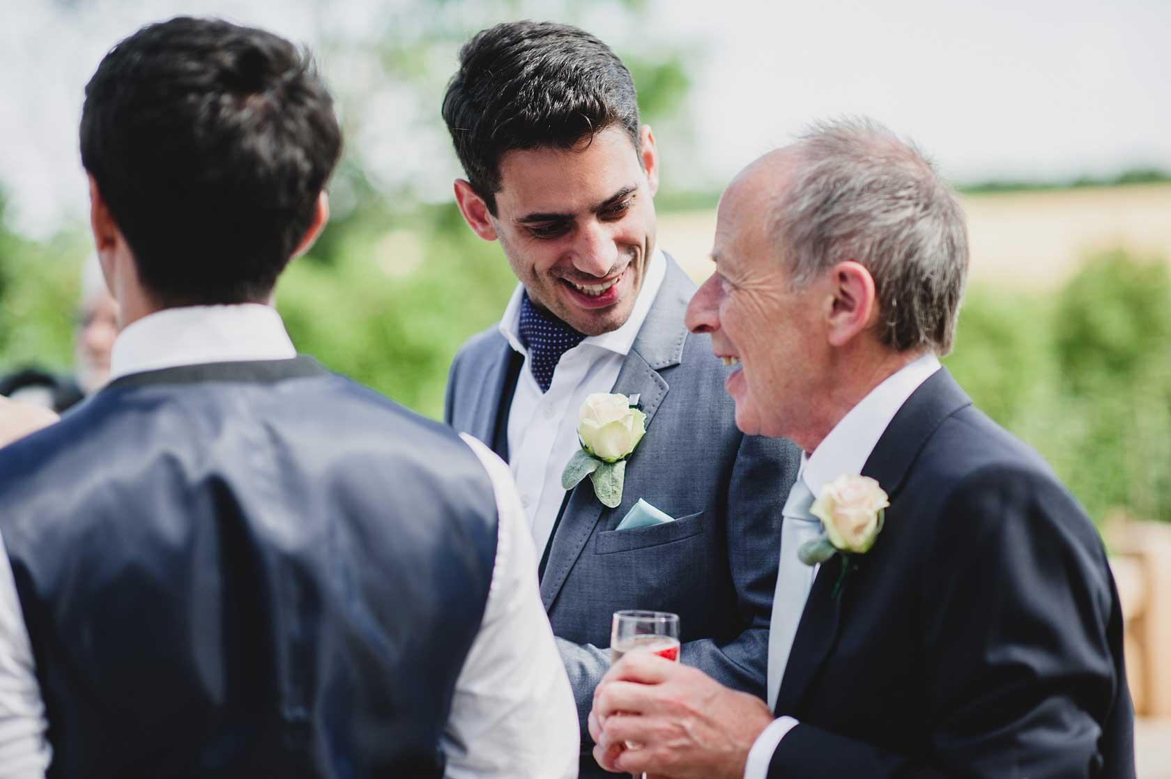 Wedding Photography at Cripps Barn
