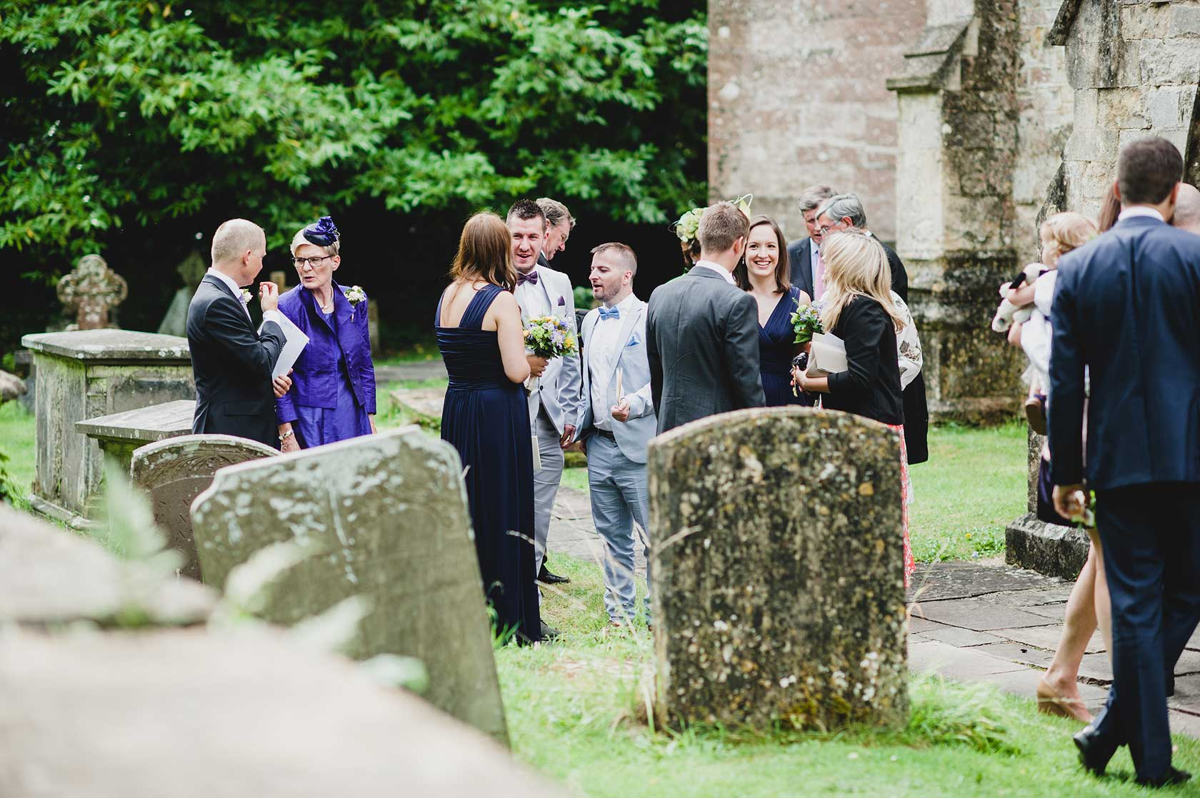 Reportage Wedding Photography at Manor House Hotel