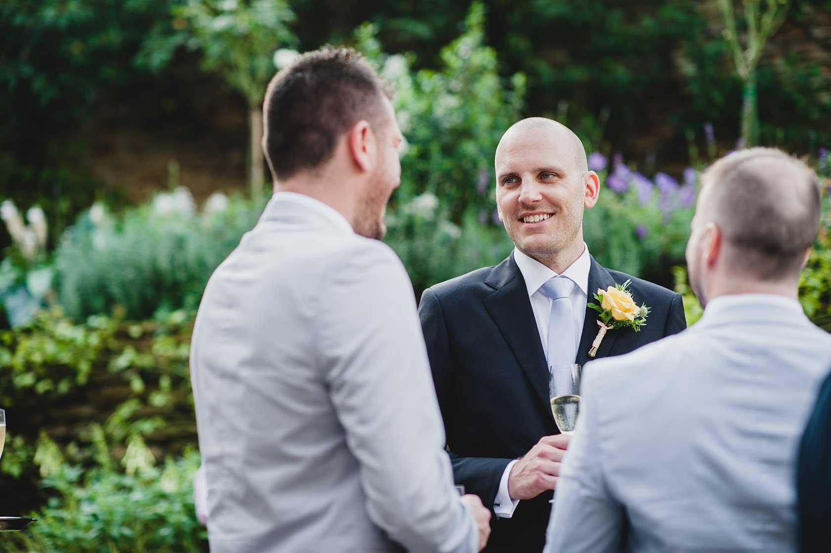 Documentary Wedding Photography
