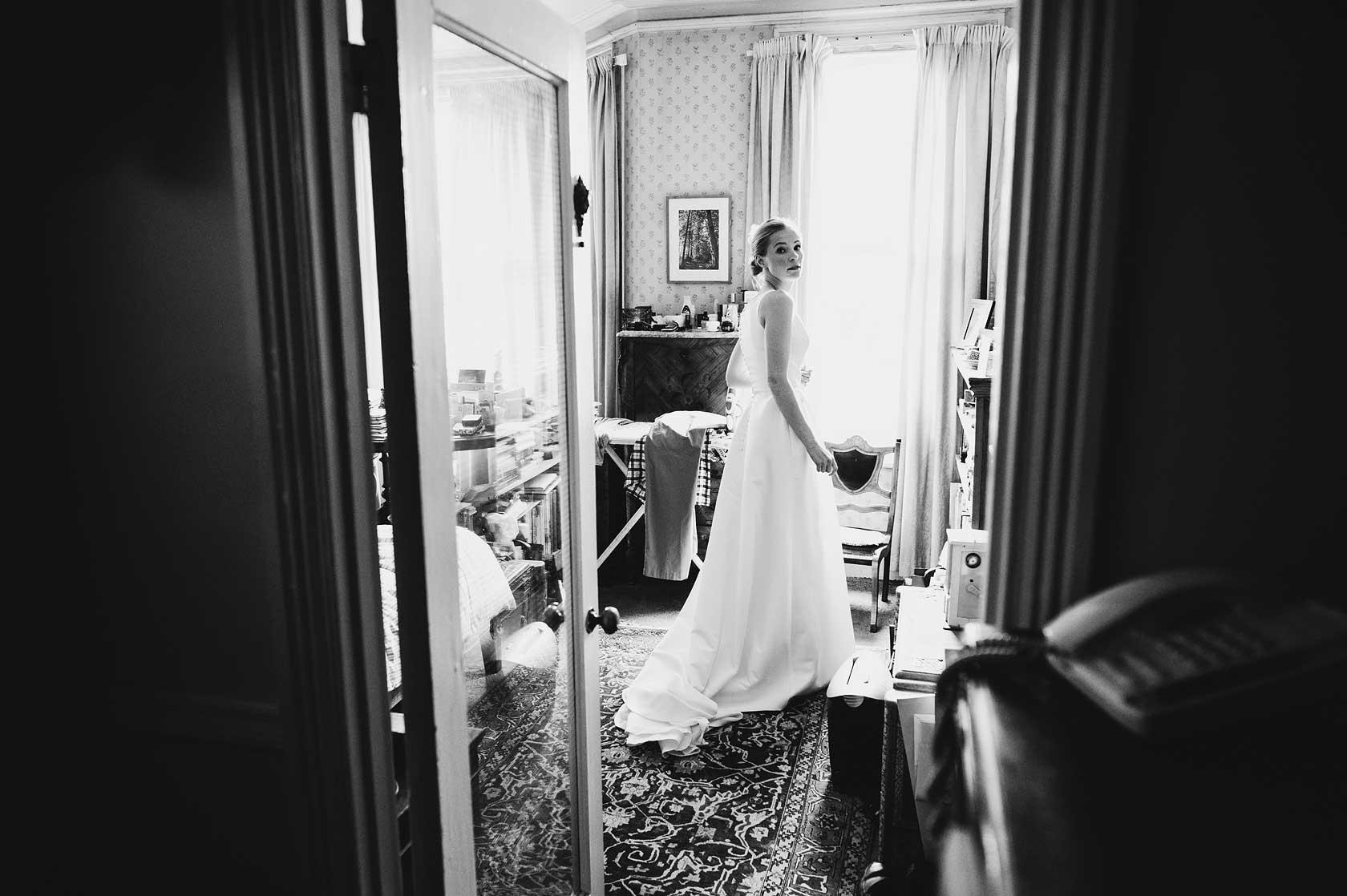 Wedding Photojournalism at St Barts Hospital