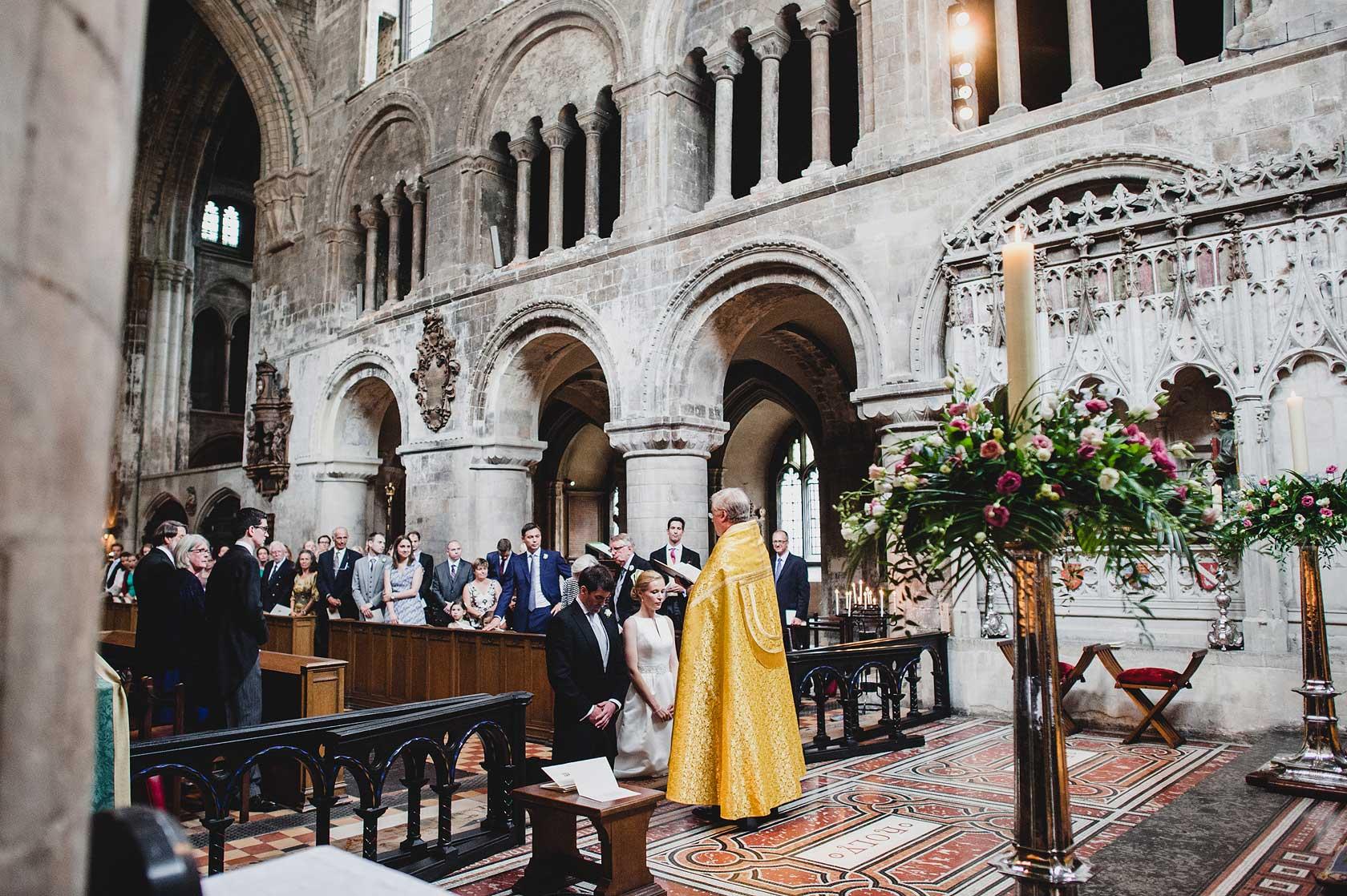 St Barts Hospital Wedding Photography