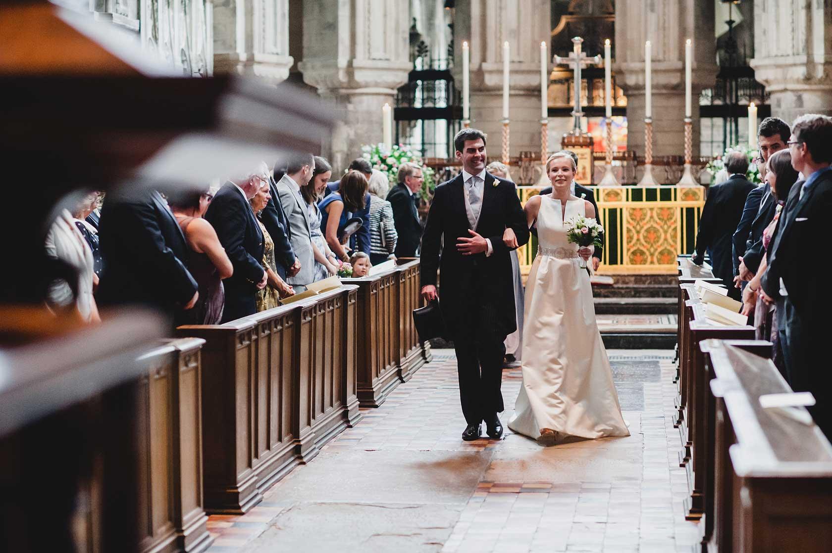 St Bartholomew the Great Church Wedding Photography