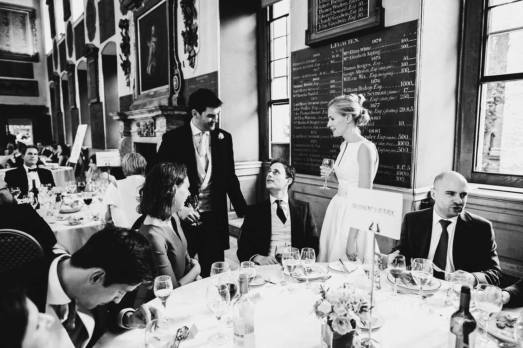 St Barts Hospital Wedding in London