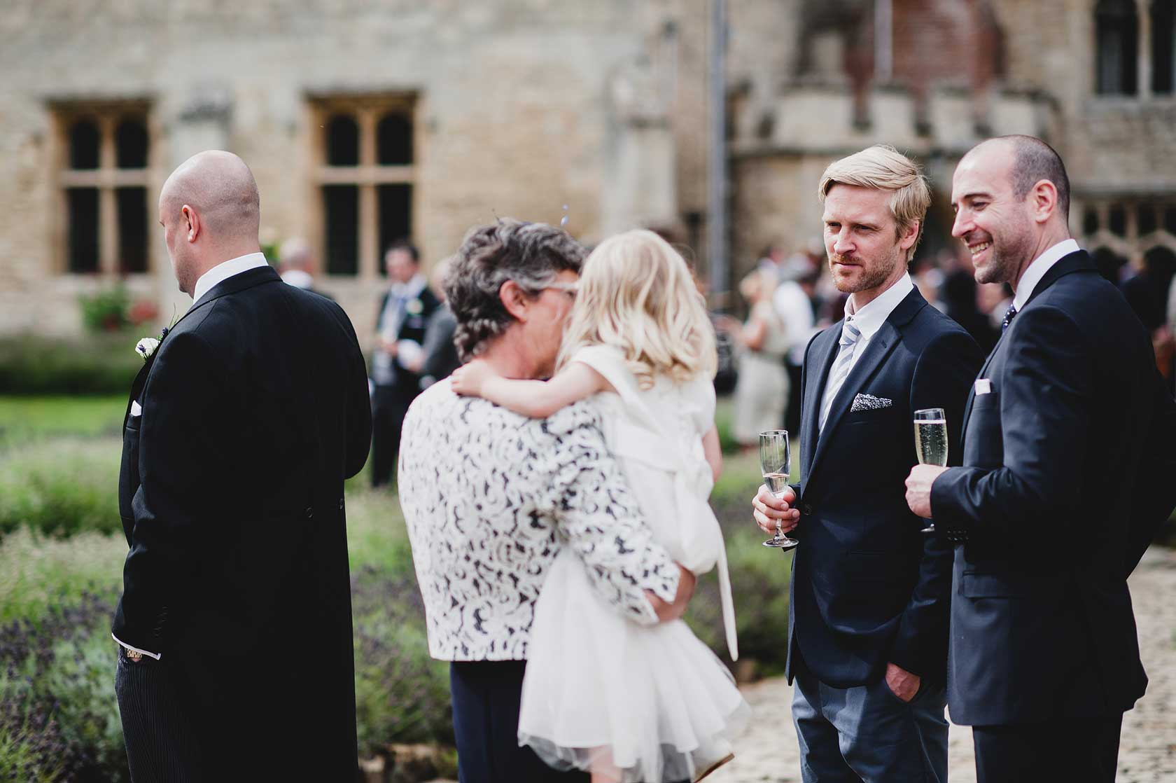 Reportage Wedding Photography at Notley Abbey