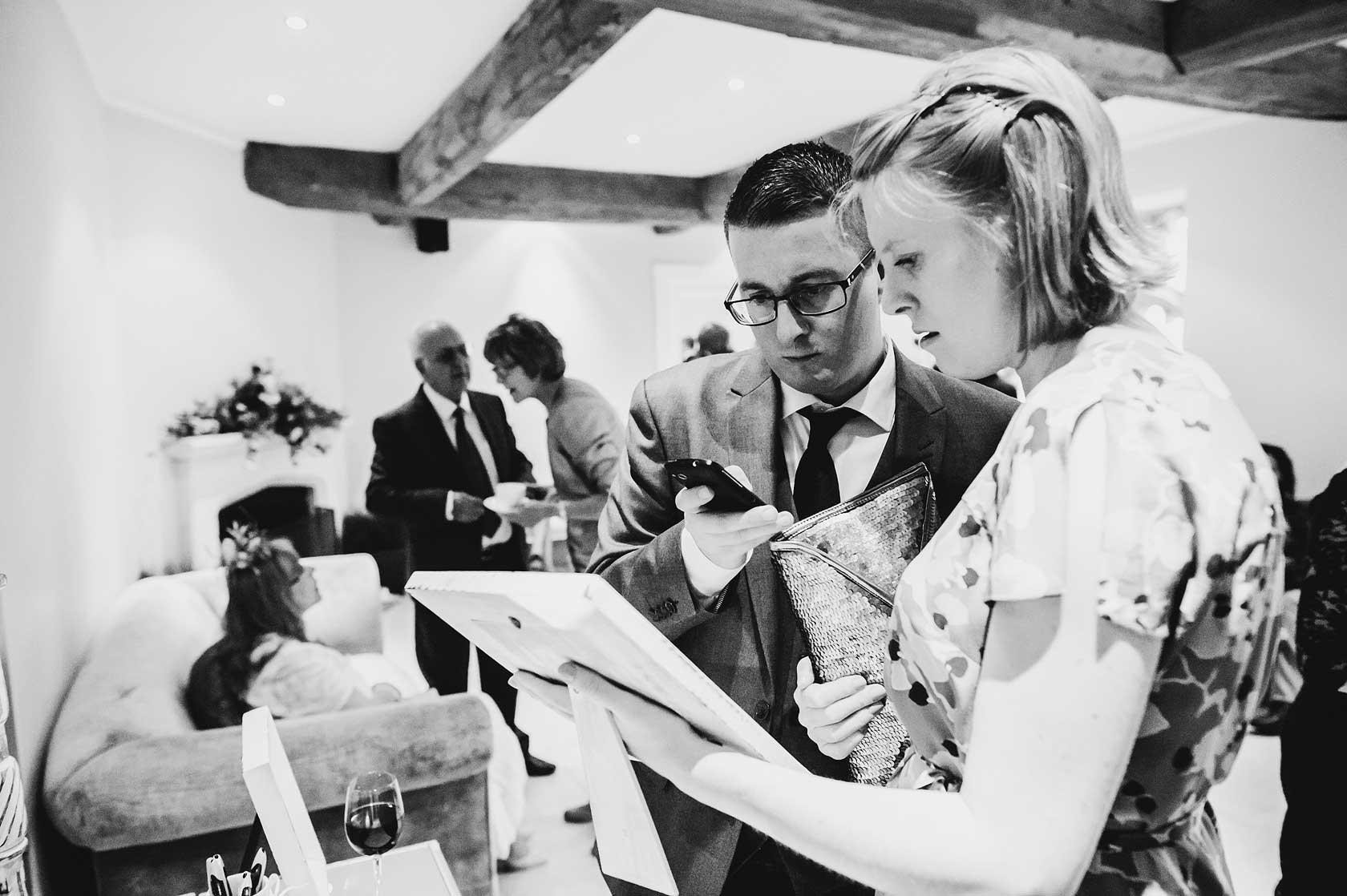 Wedding Photographer at Bijou wedding venue