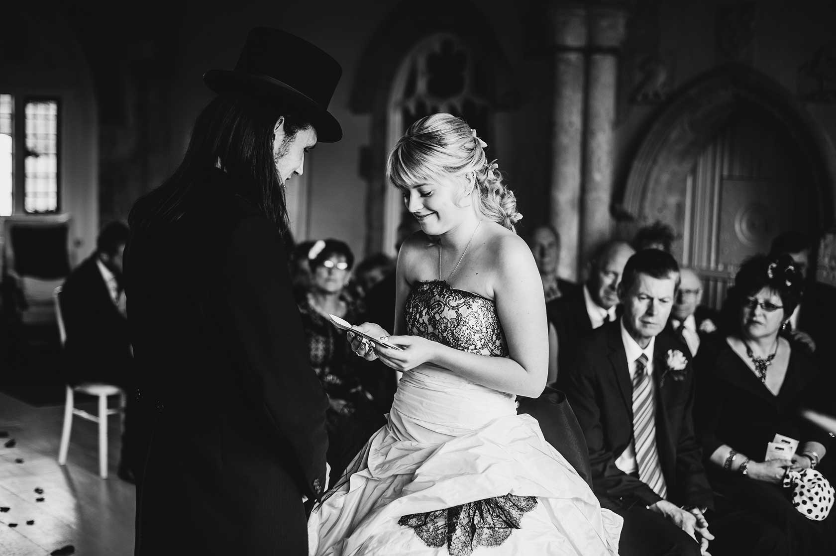 Wedding Photographer at Butley Priory