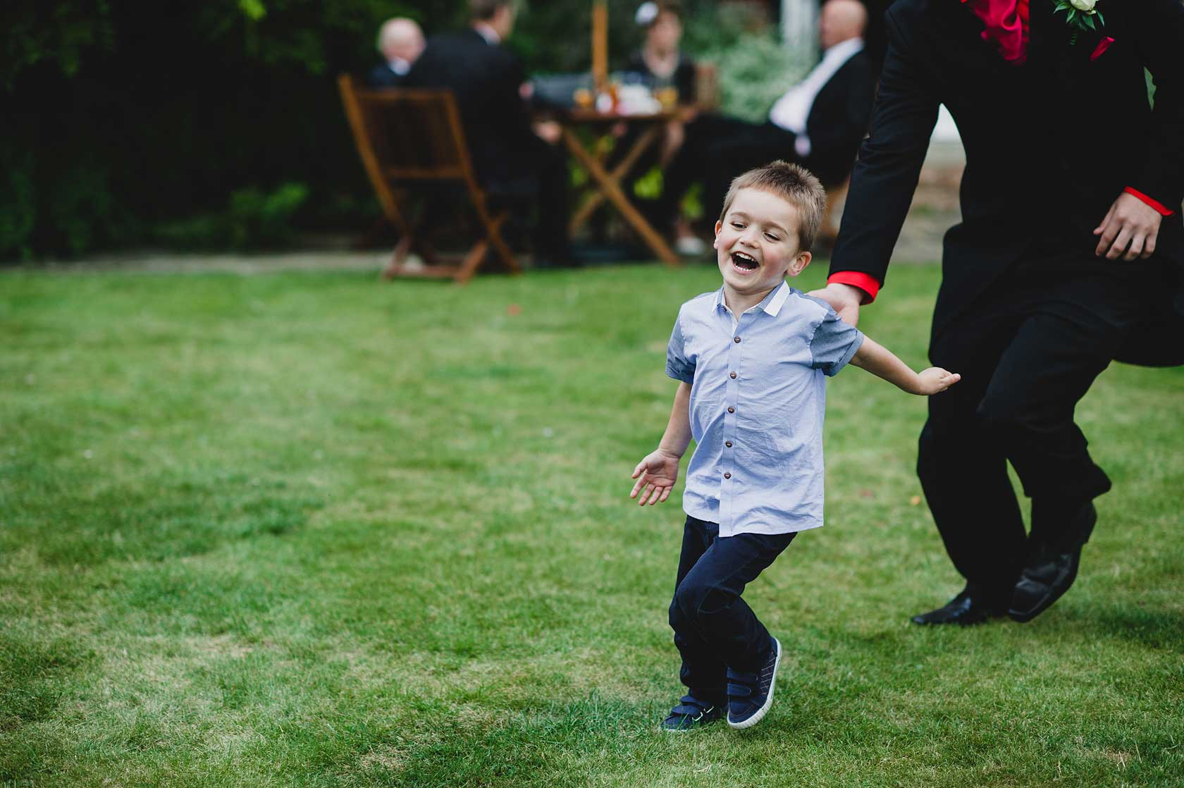Wedding Photojournalism at Butley Priory