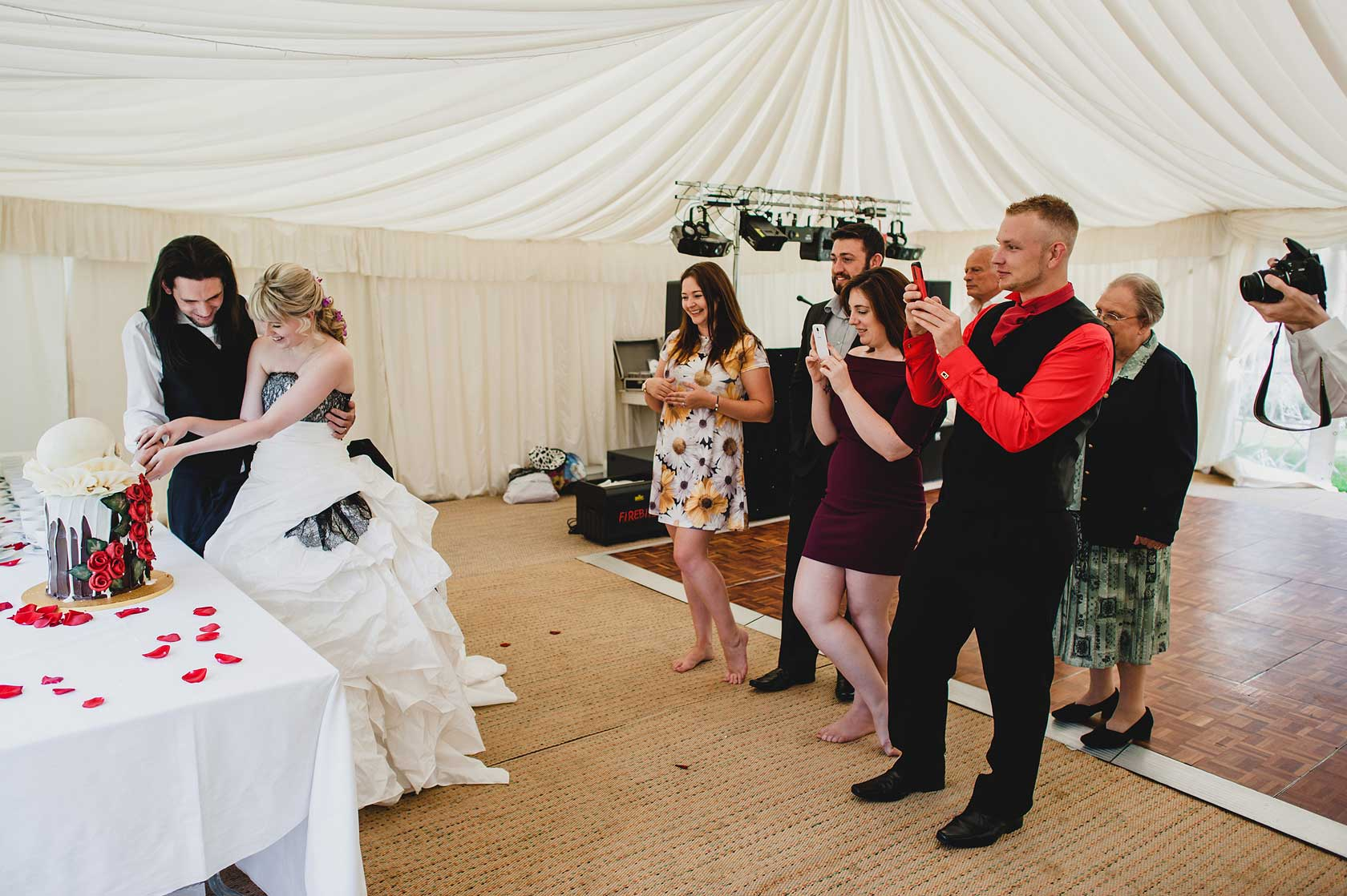 Butley Priory Wedding Photography