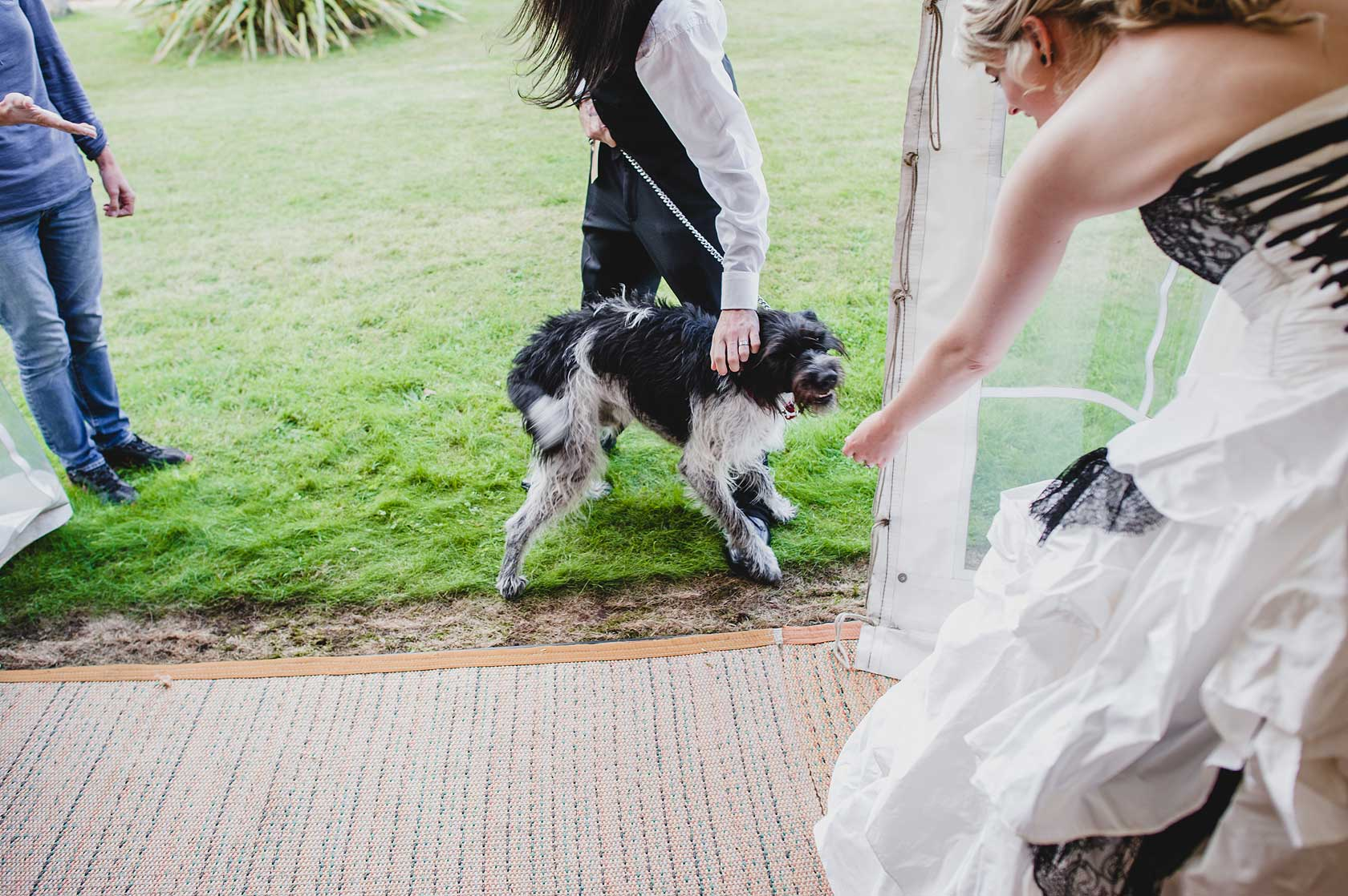 Reportage Wedding Photography at Butley Priory