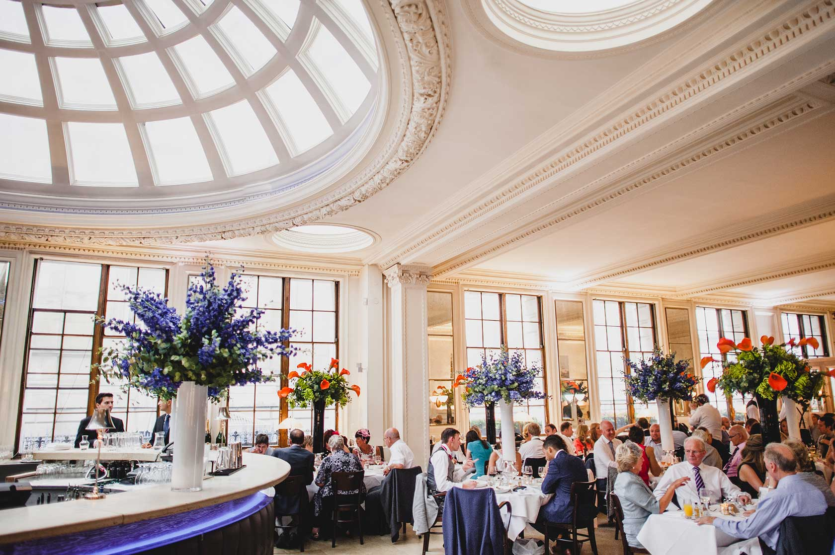 Reportage Wedding Photography at Islington Town Hall