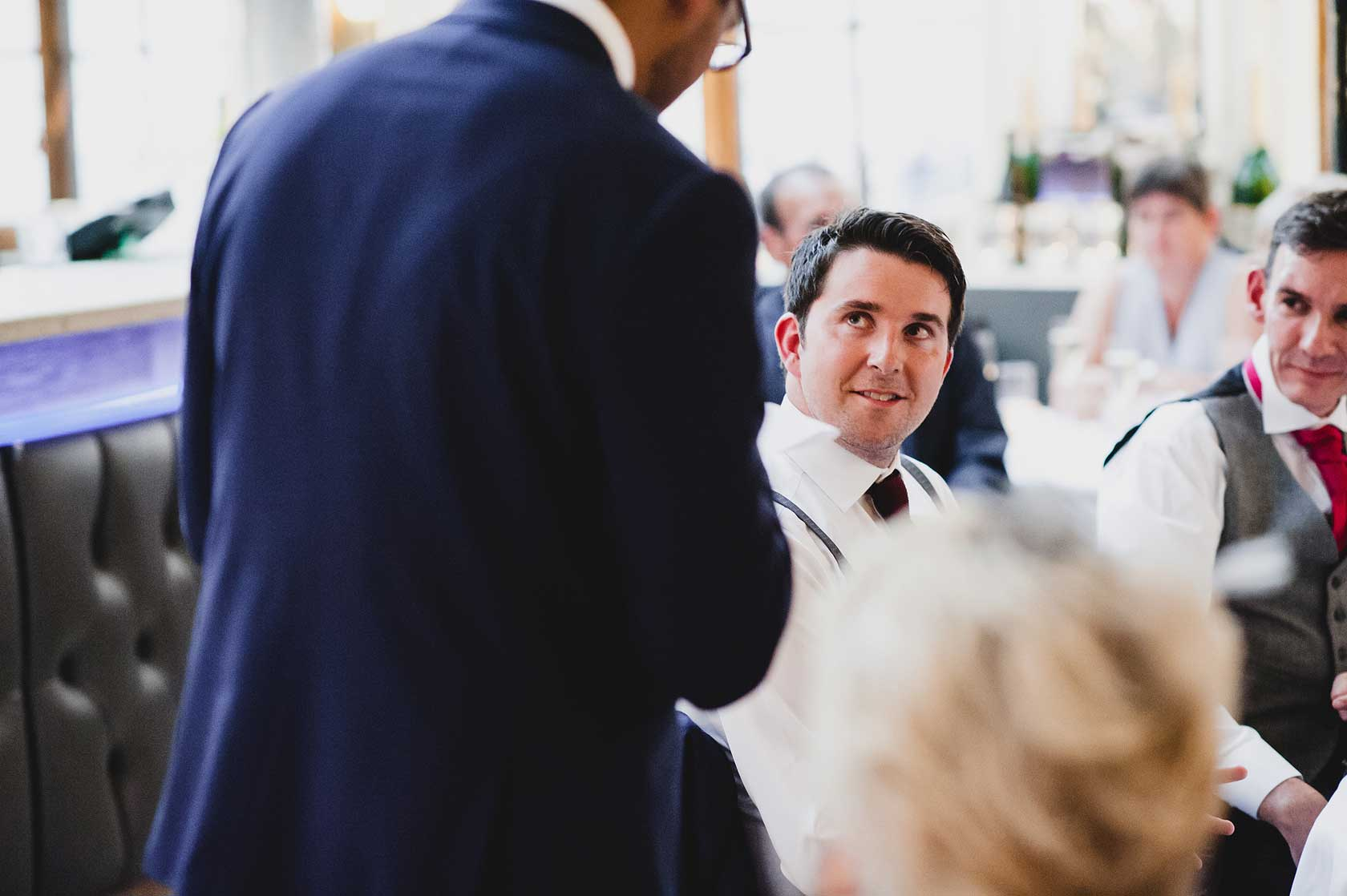 1 Lombard Street Wedding Photography