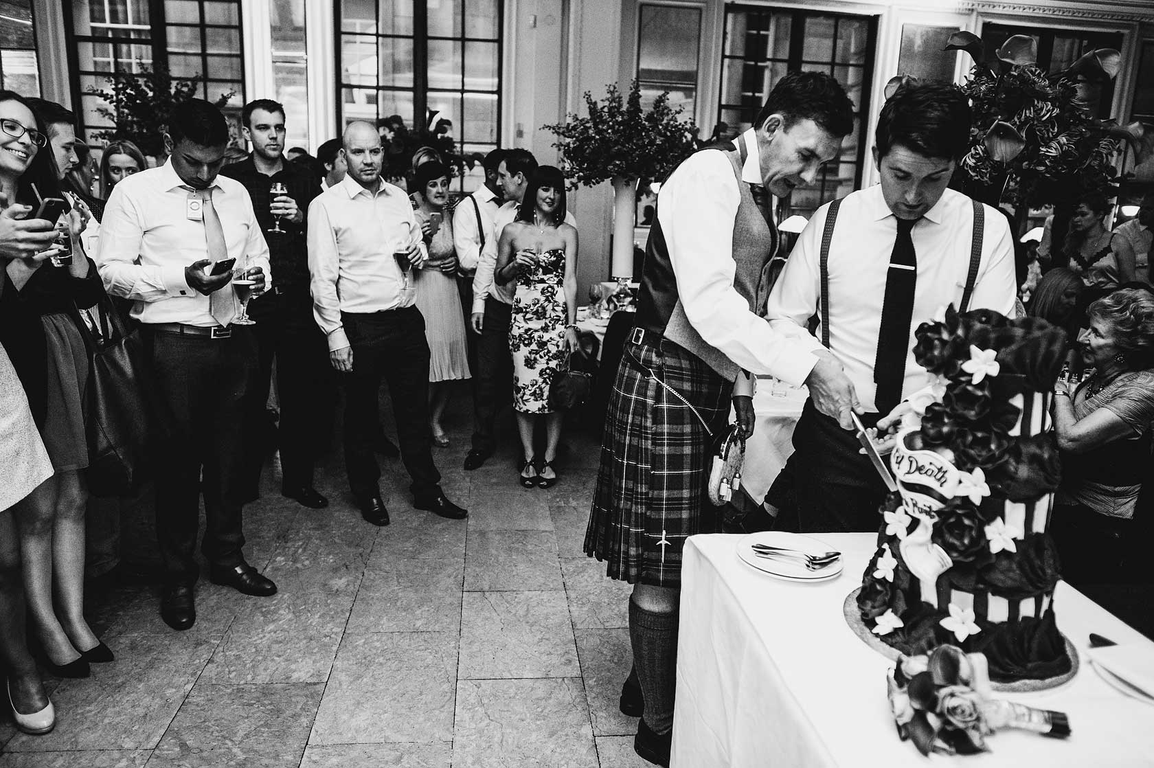 1 Lombard Street Wedding Photographer