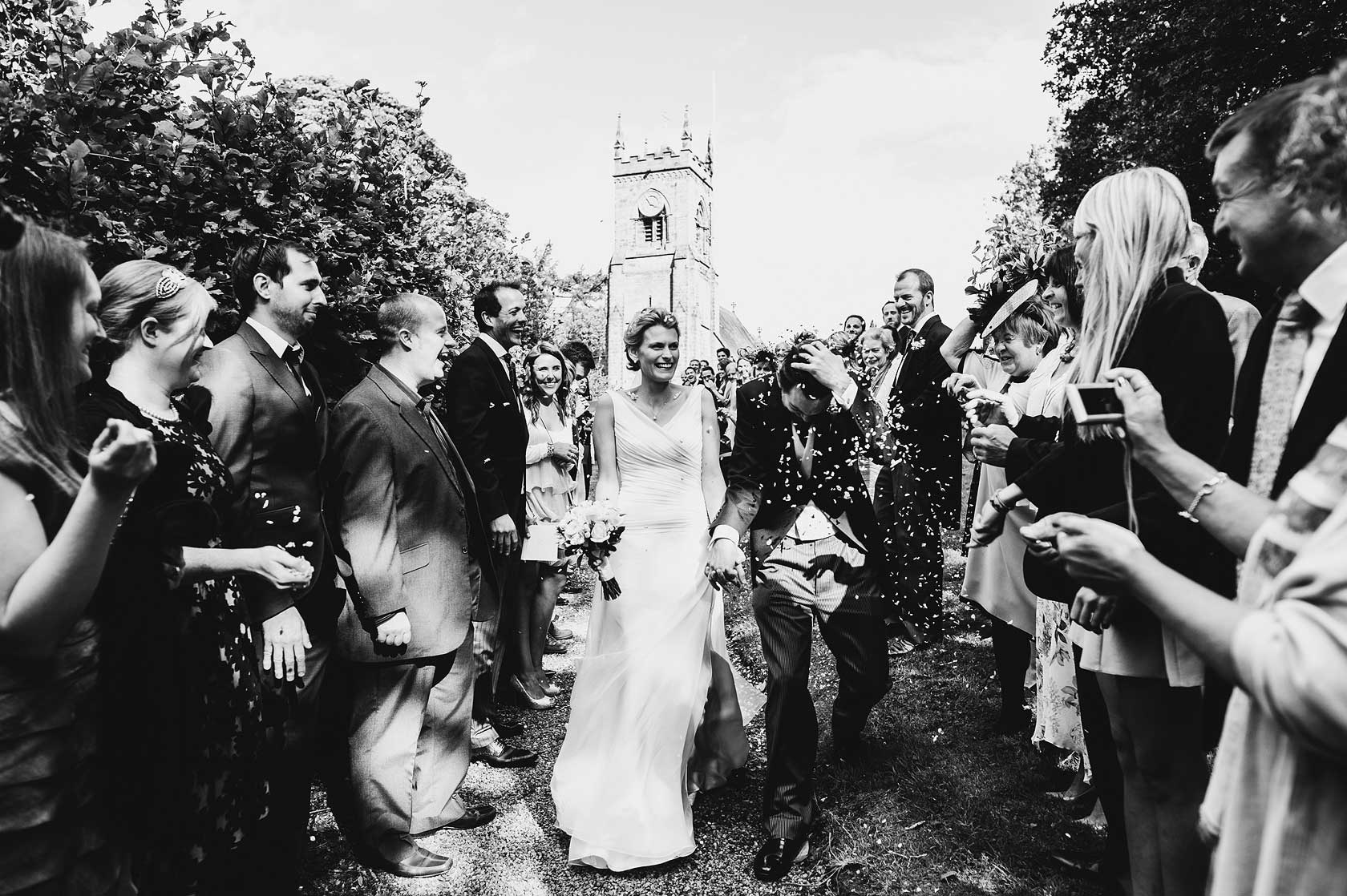Wedding Photojournalism in Yorkshire