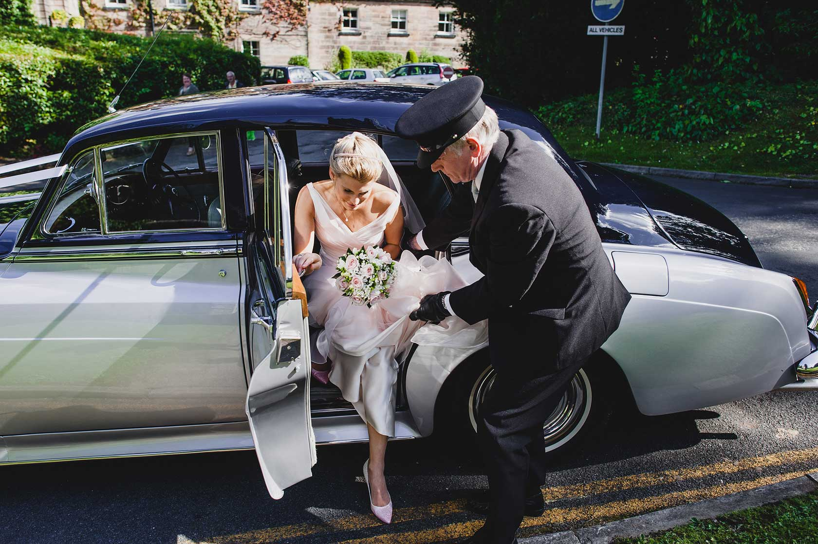 St Paul and St Margaret Church Wedding Photography