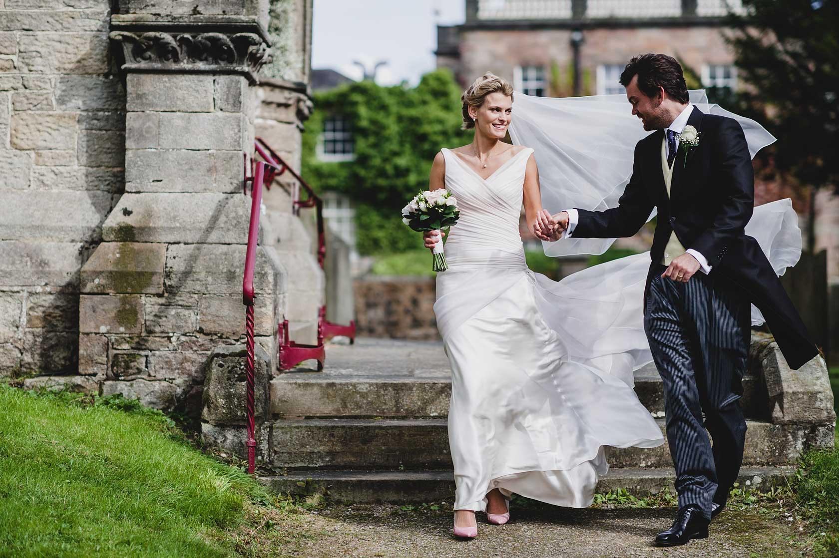 Reportage Wedding Photography in Harrogate