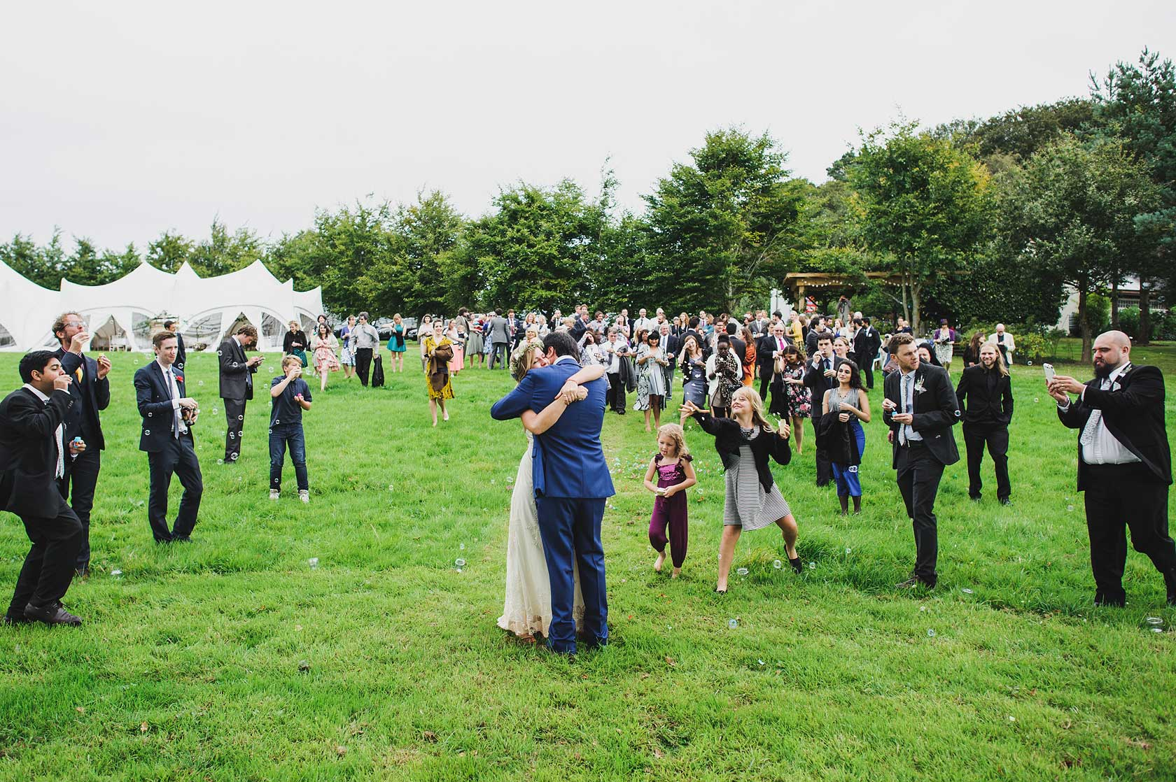 Reportage Wedding Photography in Shropshire