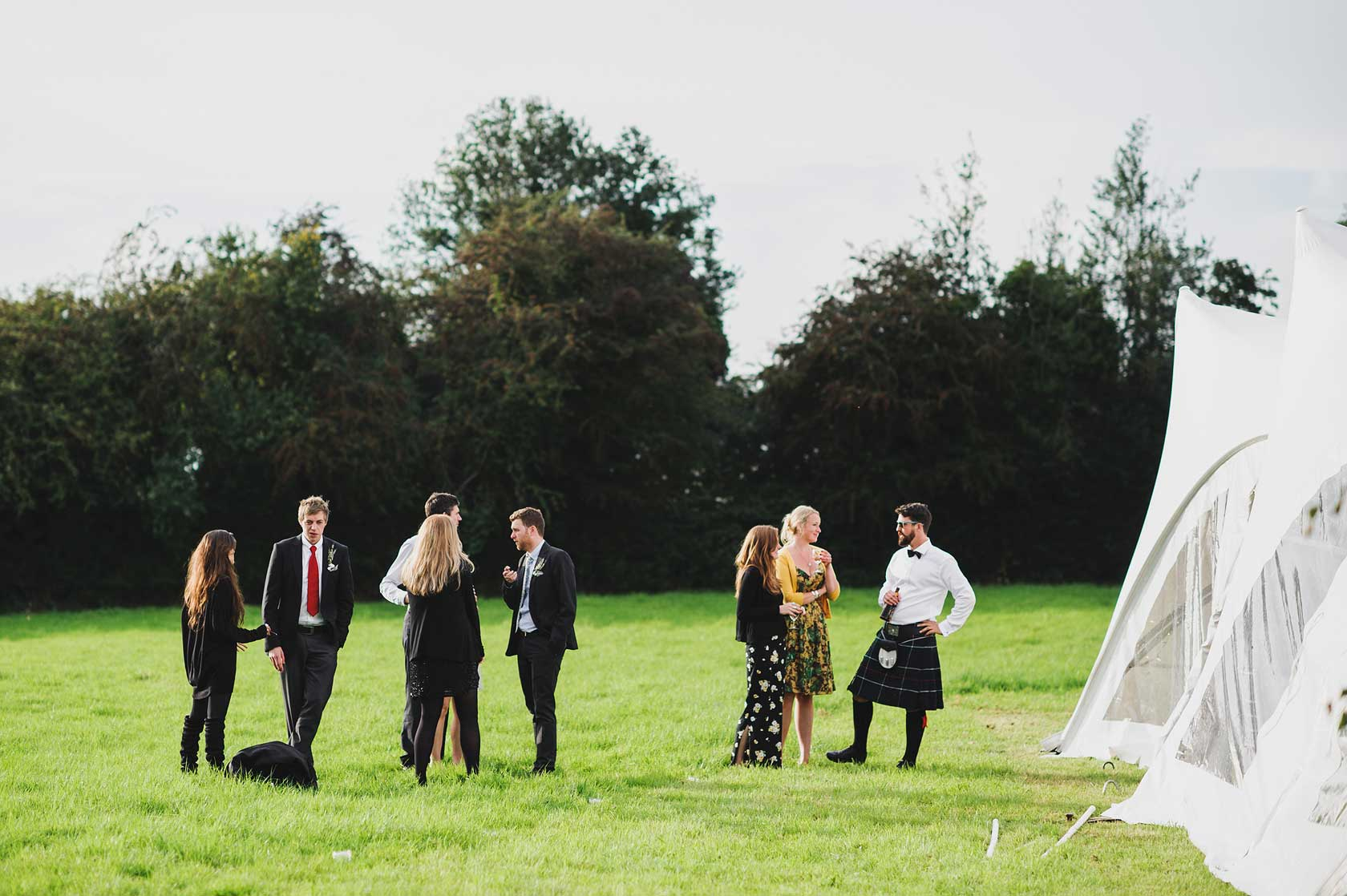 Wedding Photographer in Shropshire