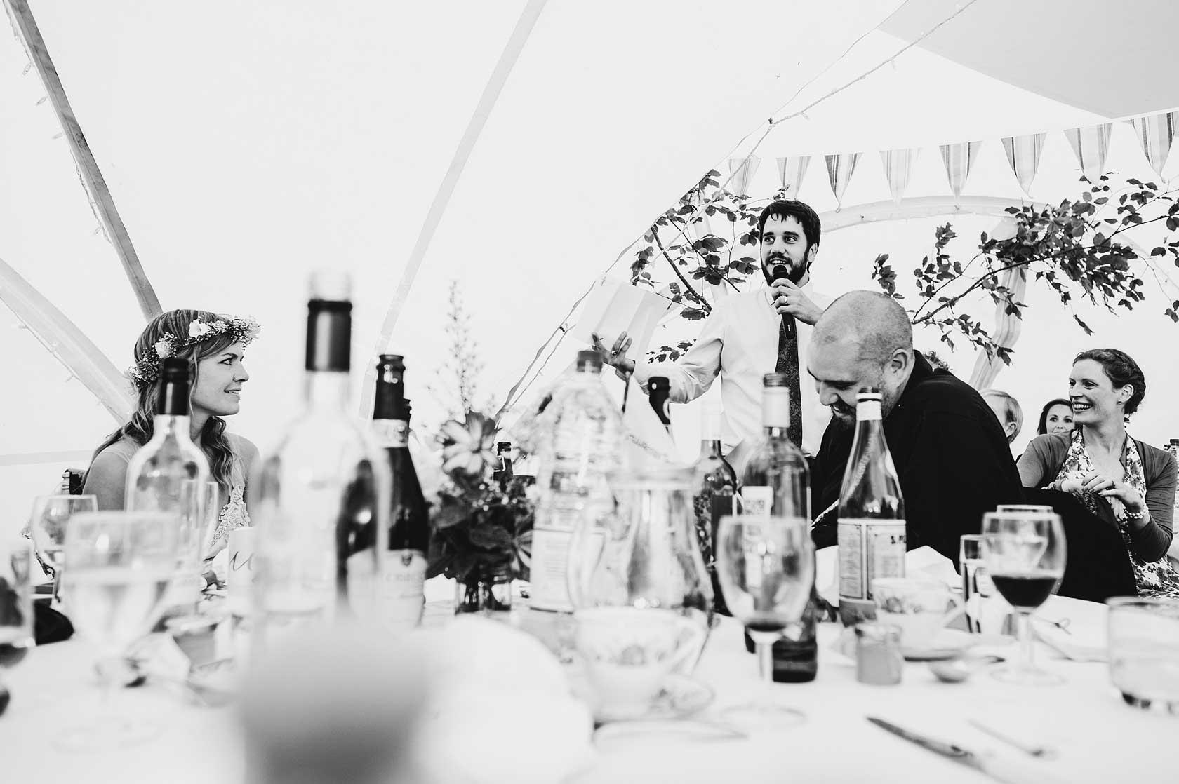 DIY Humanist Wedding in Shropshire