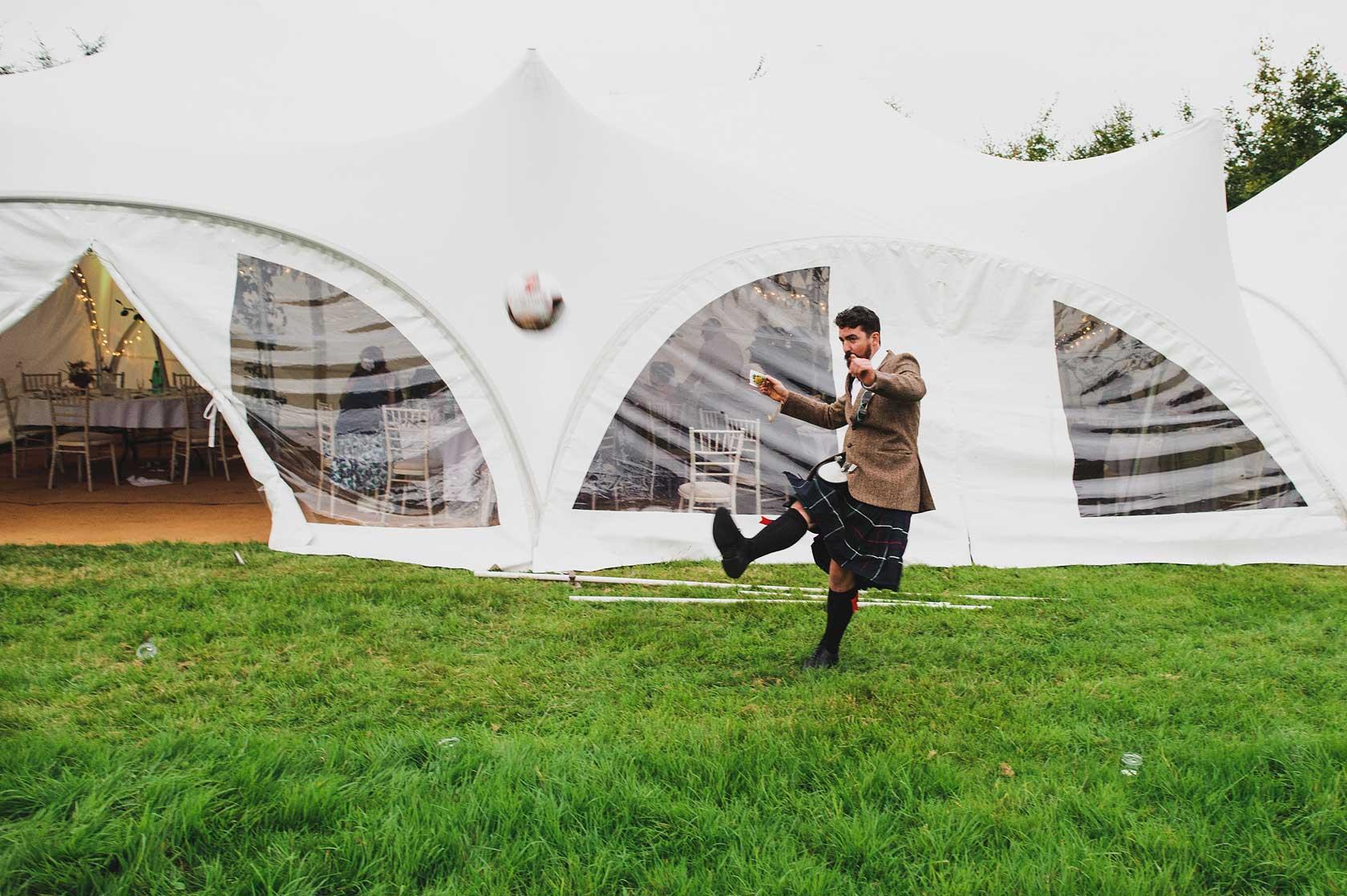 Wedding Photojournalism in Shropshire