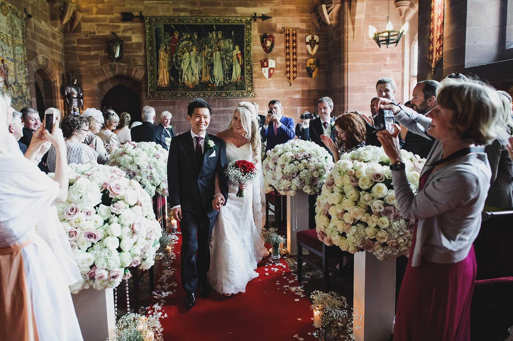 Peckforton Wedding Photography