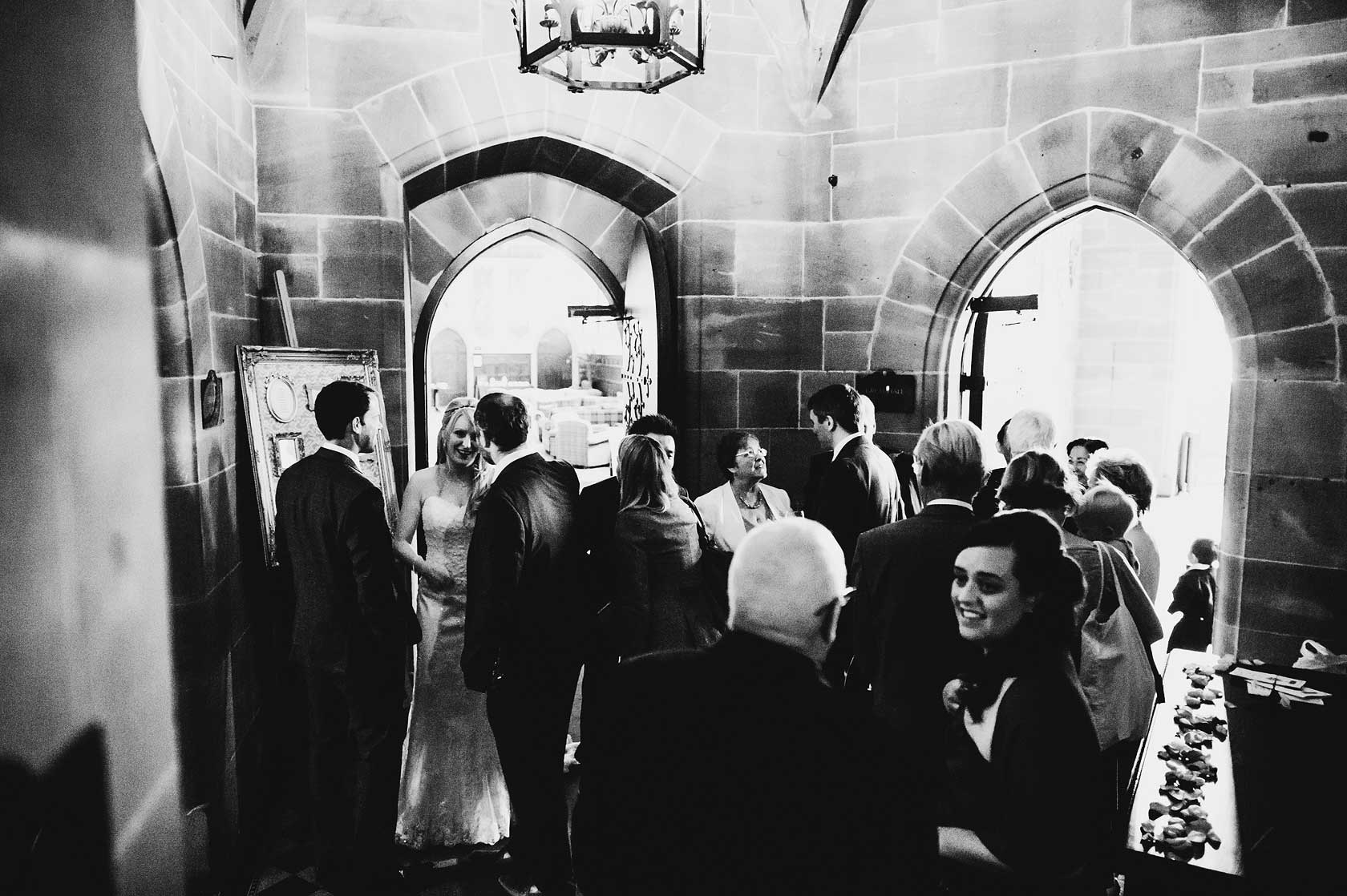 Wedding Photojournalism in Cheshire