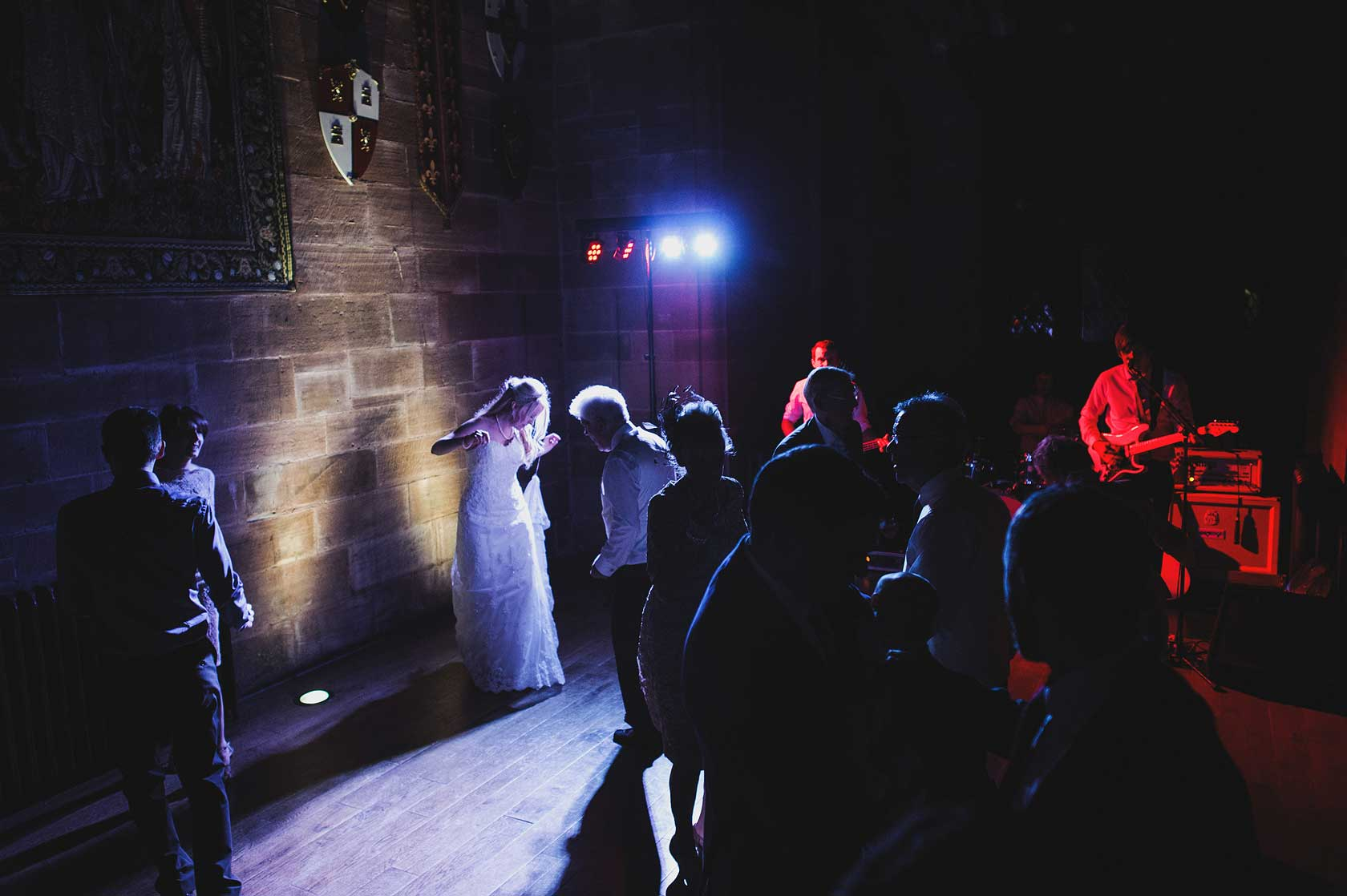 Peckforton Castle Wedding in Cheshire