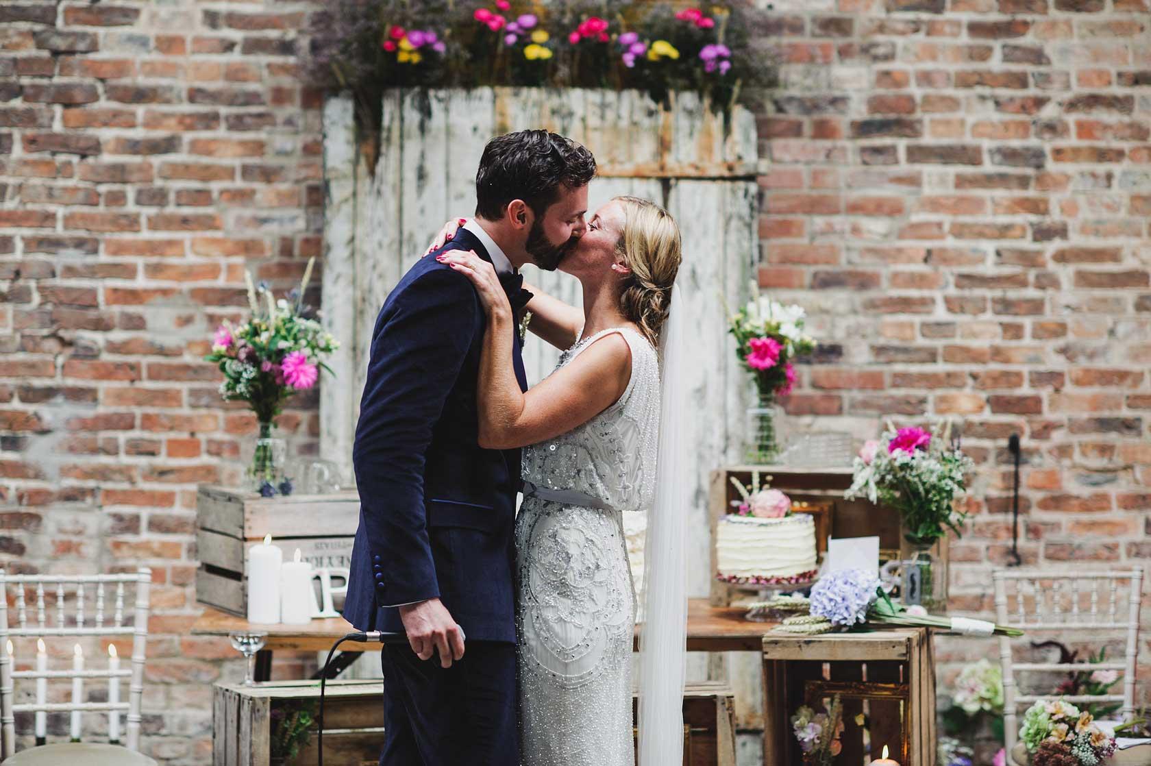 Barmbyfield Barns Wedding Photography