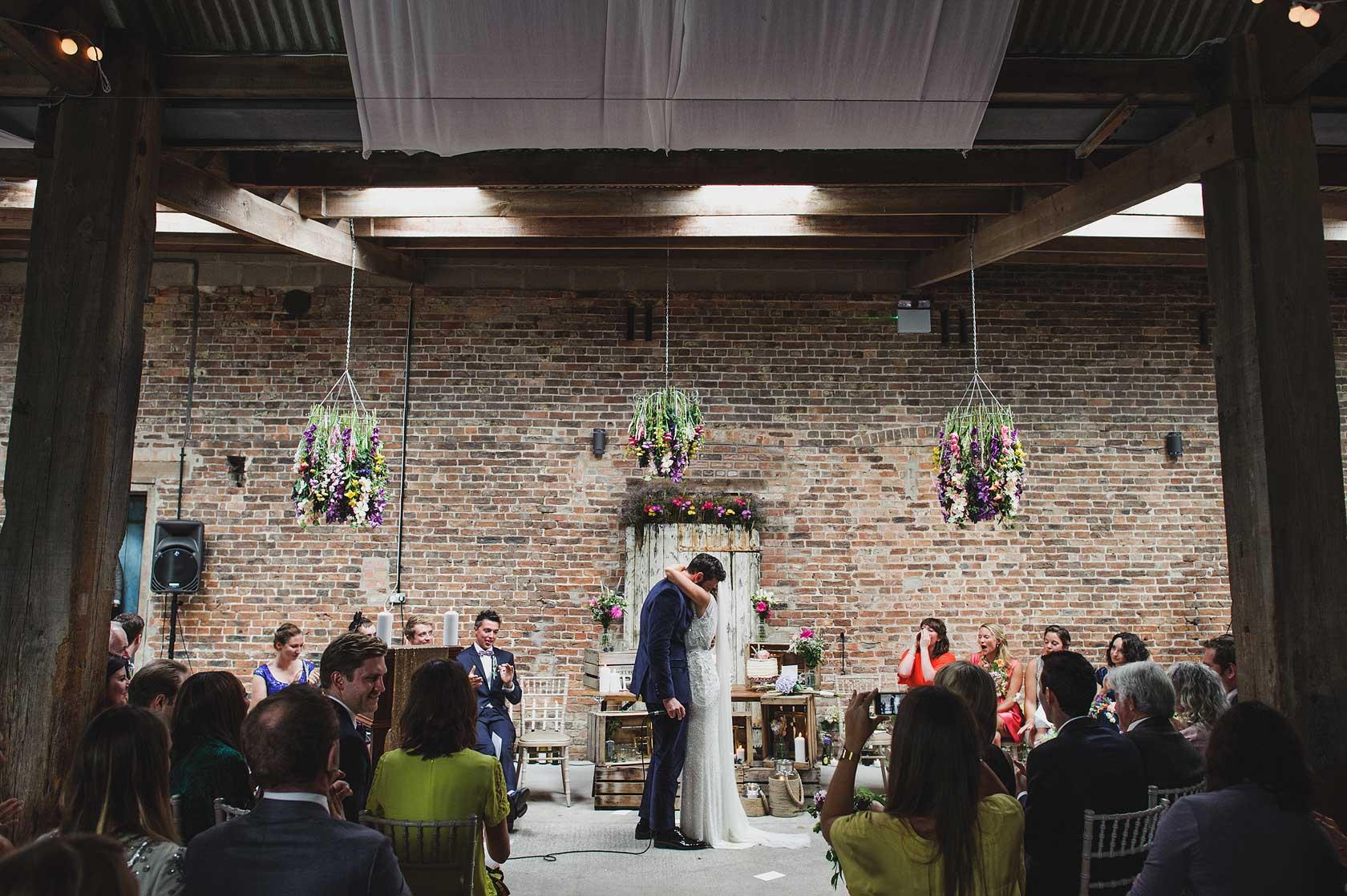 Barmbyfield Barns Wedding in Yorkshire