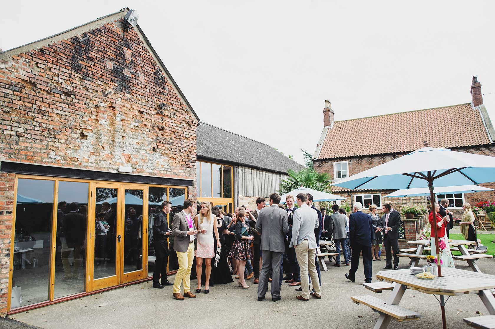 Barmbyfield Barns Wedding Photography