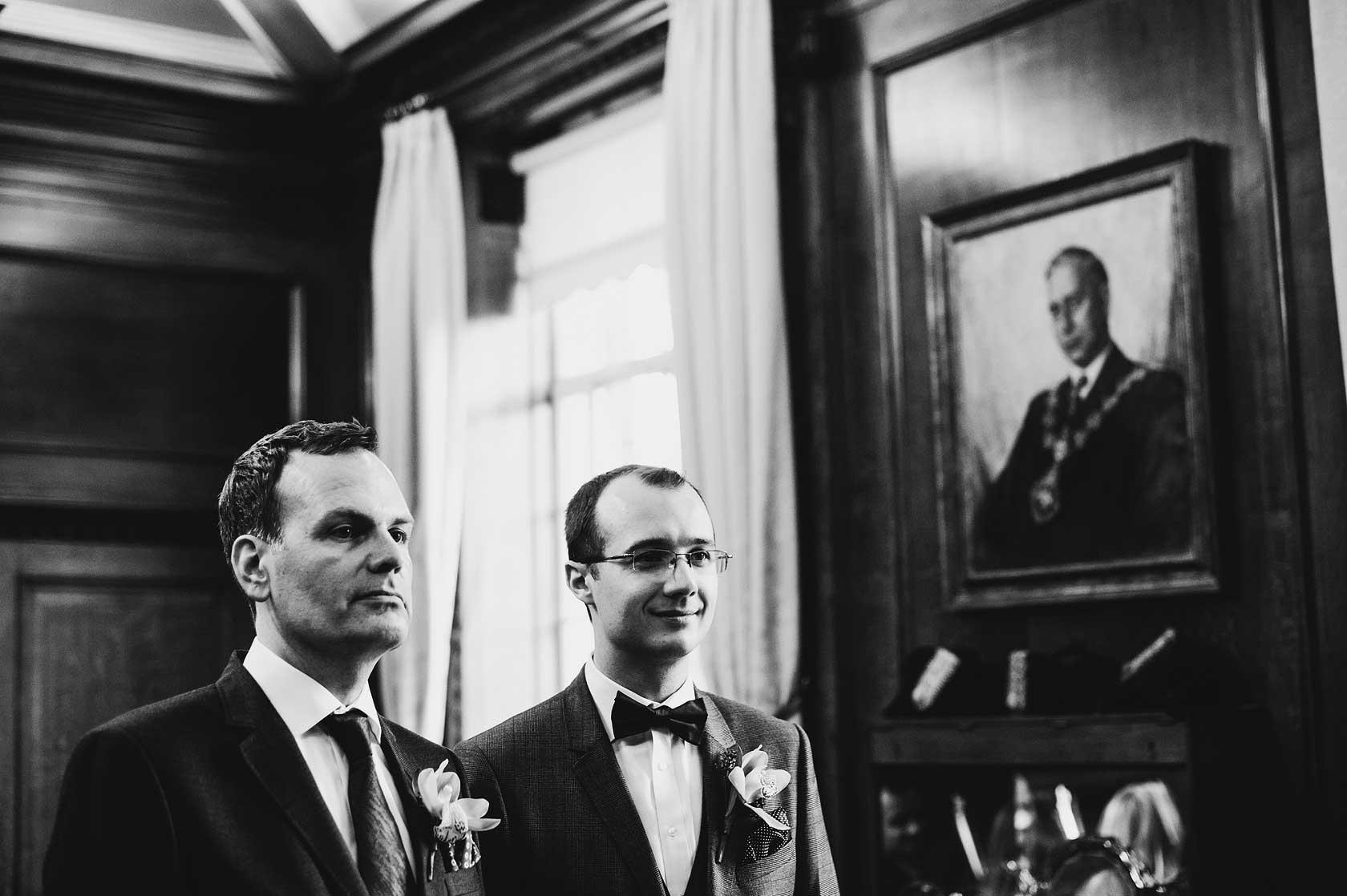 Wedding in North London