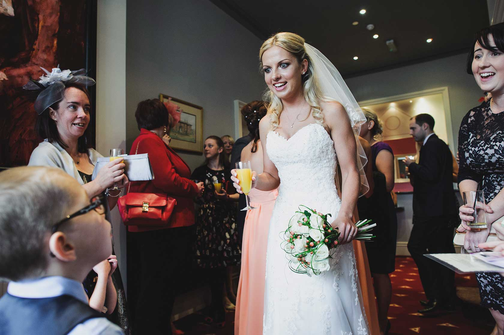 Wedding in Amber Valley