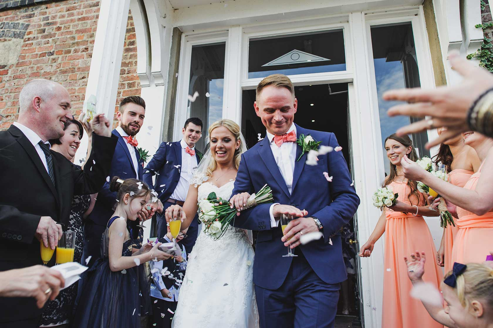 Wedding Photojournalism in Derbyshire