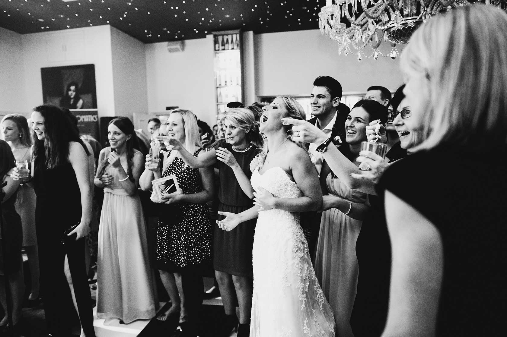 Wedding Photographer in Derbyshire