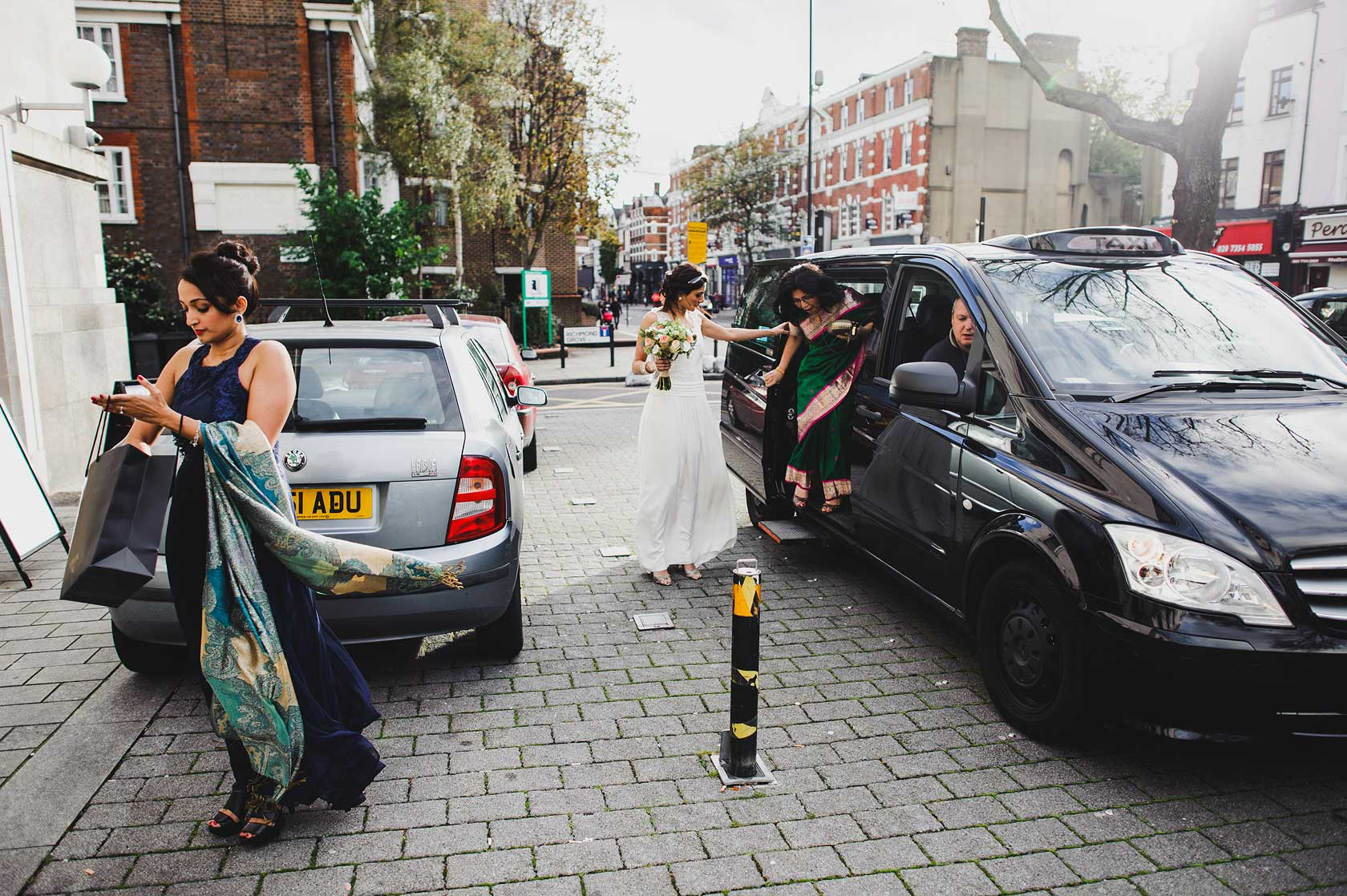 Documentary Wedding Photography at Zetter Townhouse
