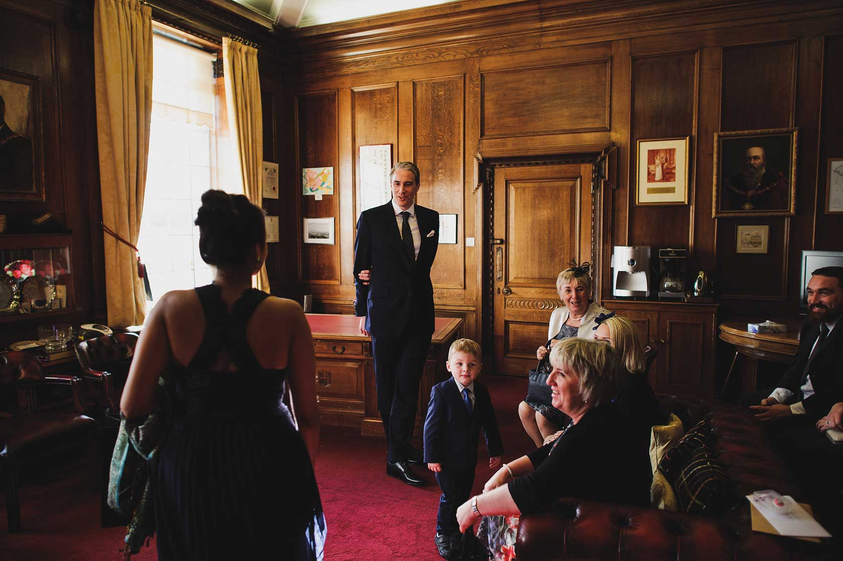 Wedding at Zetter Townhouse in Clerkenwell