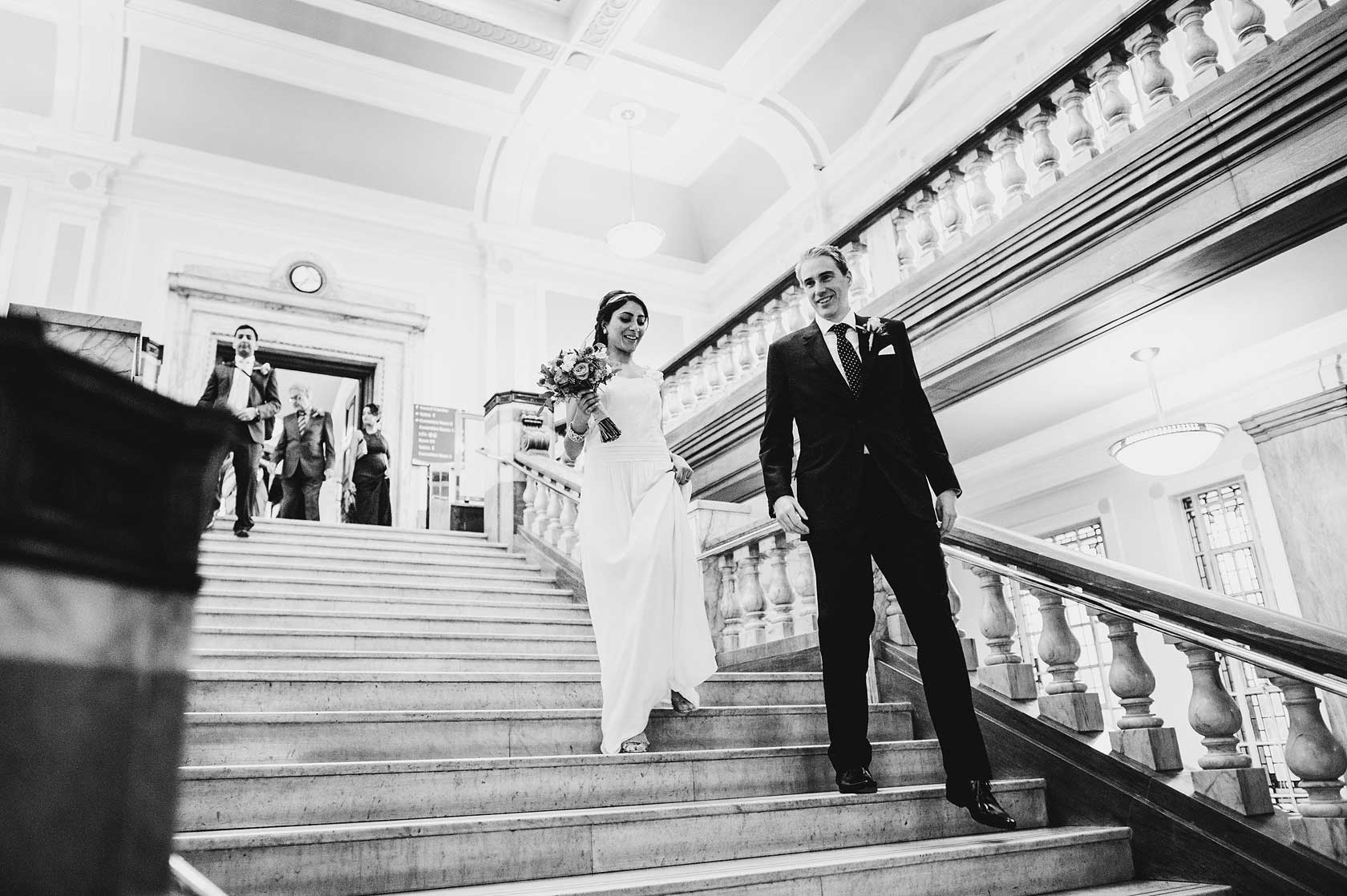 Reportage Wedding Photography at Zetter Townhouse
