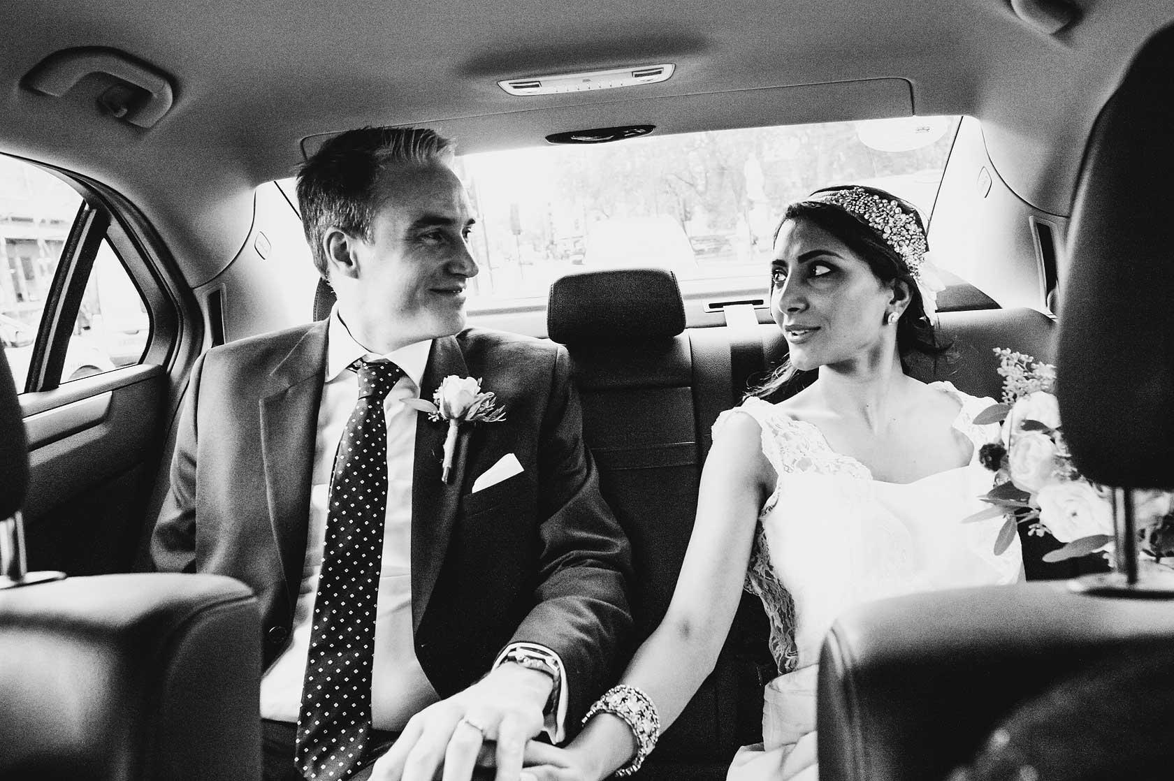 Wedding in Clerkenwell