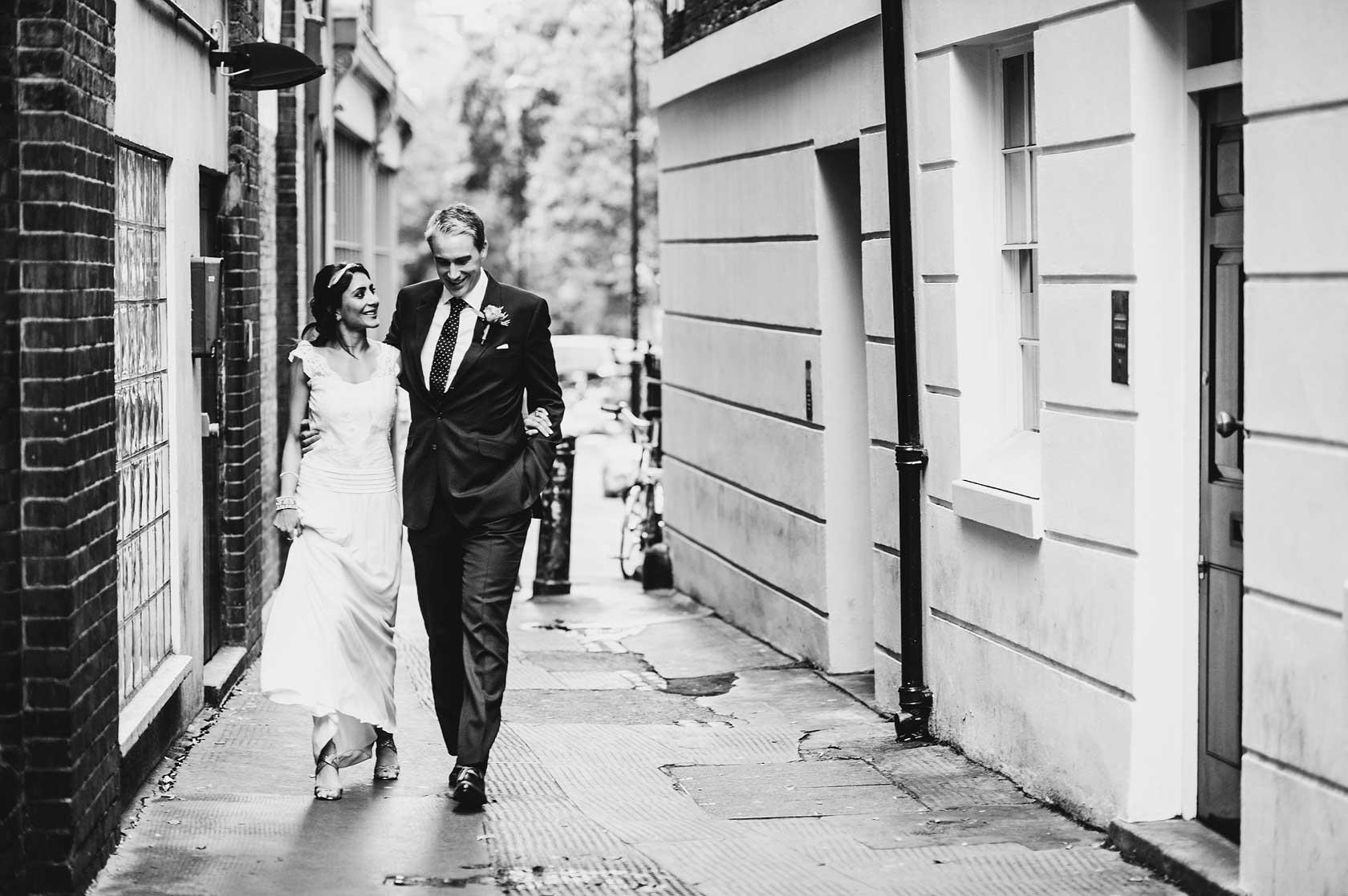 Zetter Hotel Wedding Photography