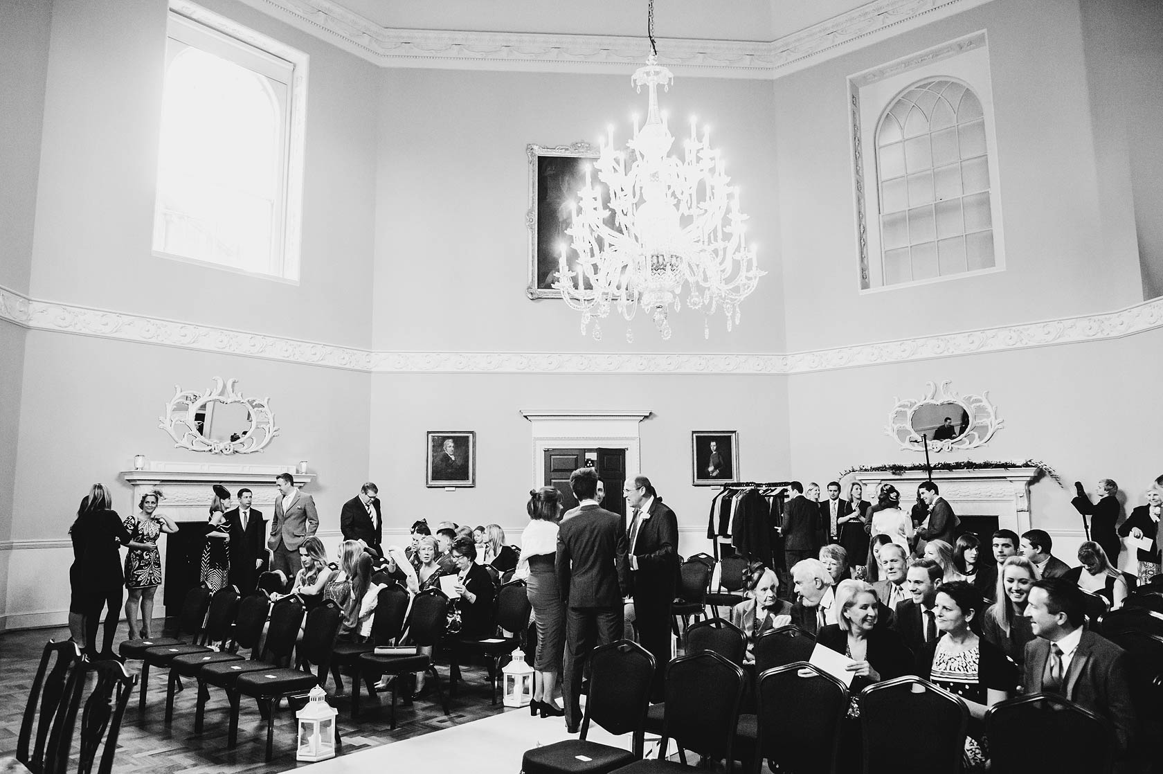 Assembly Rooms Bath Wedding in Somerset