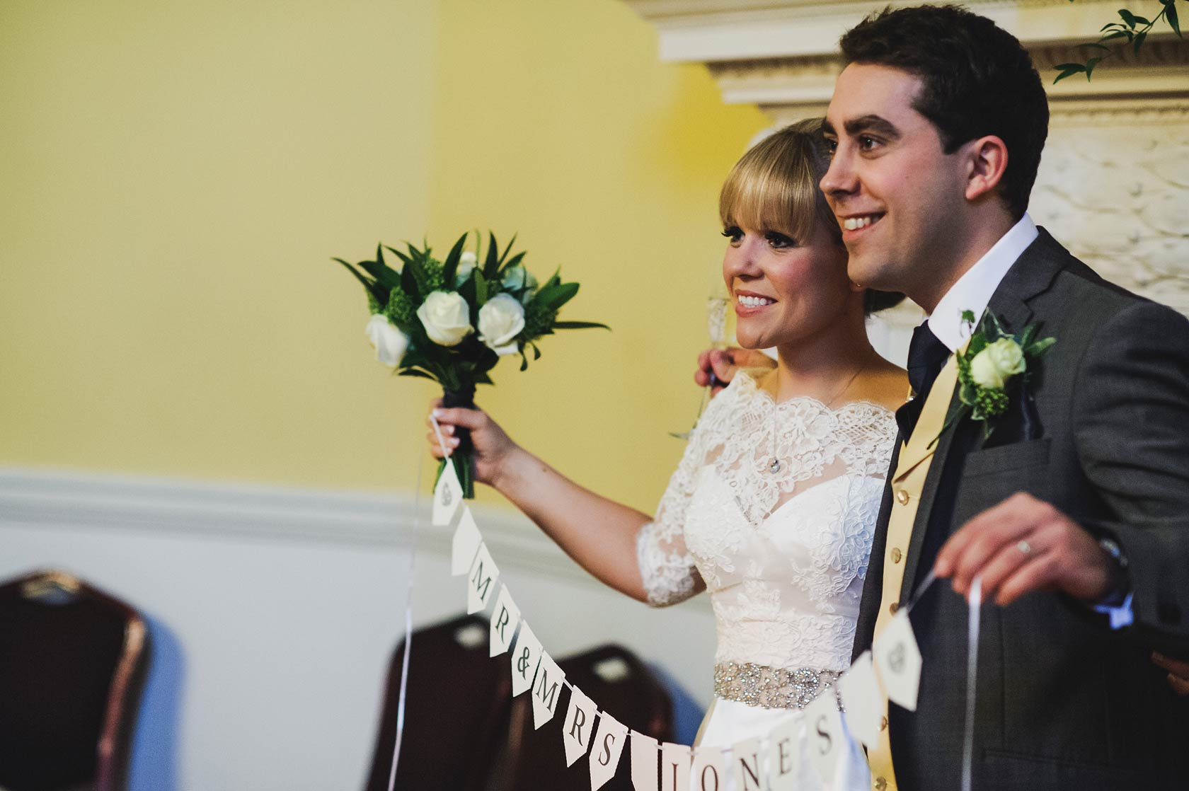 Reportage Wedding Photography at Assembly Rooms Bath