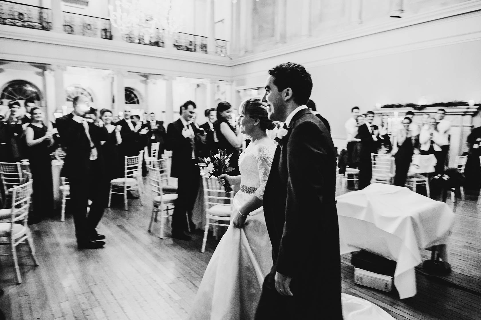 Assembly Rooms Wedding Photography