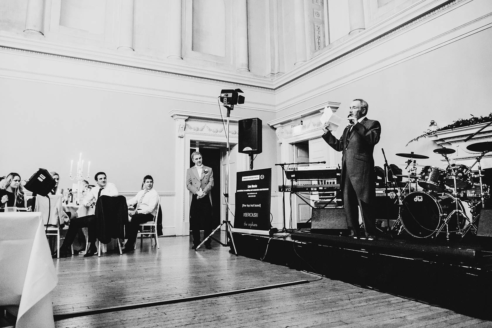 Reportage Wedding Photography at Assembly Rooms