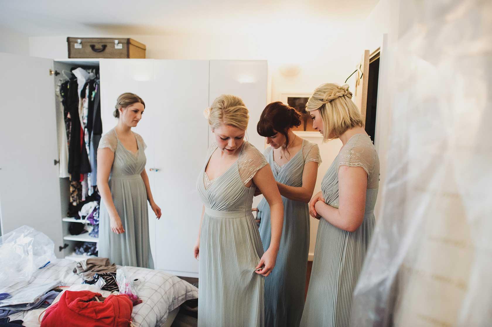 Asylum Winter Wedding Photography