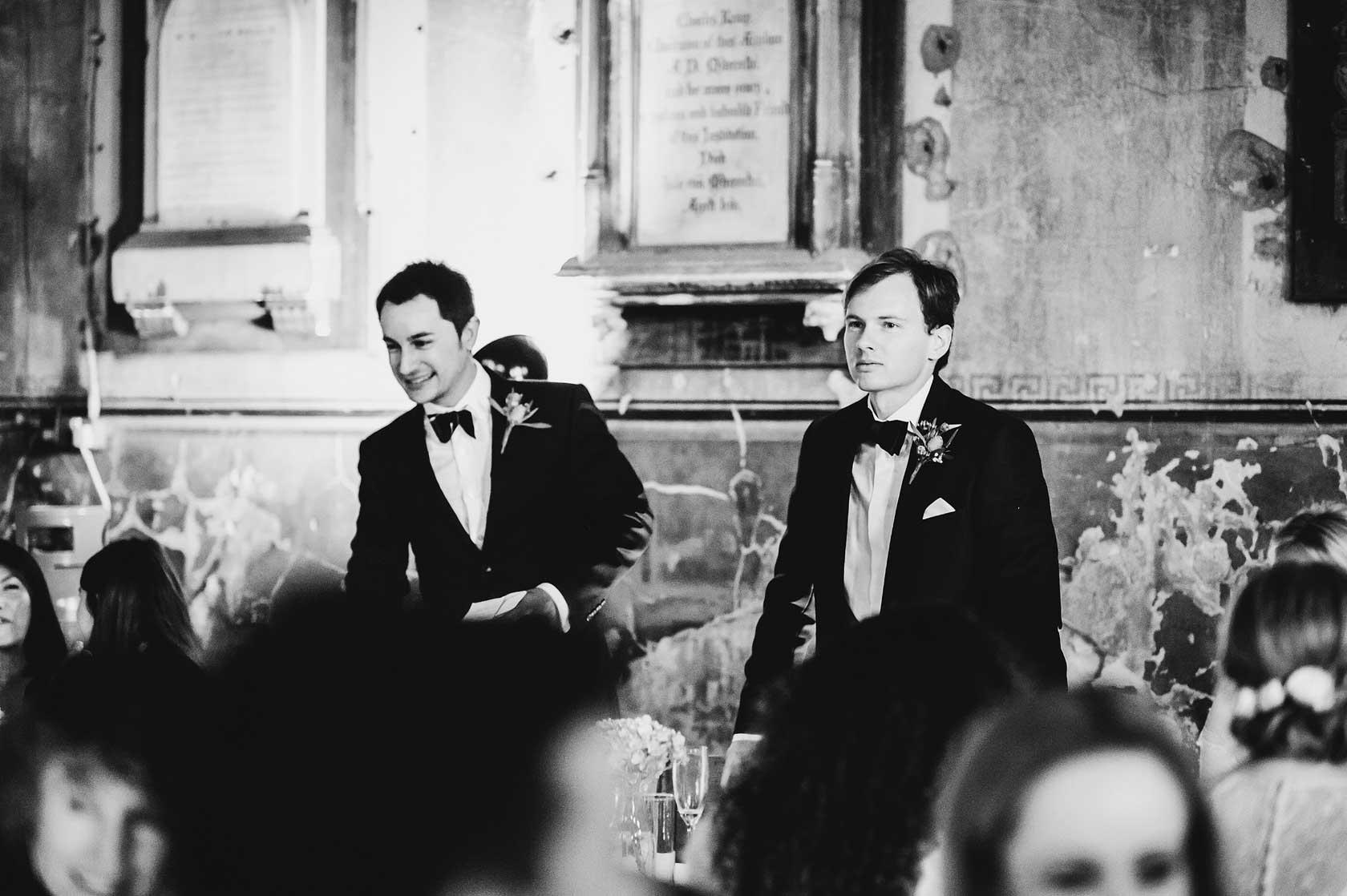 London Winter Wedding Photographer