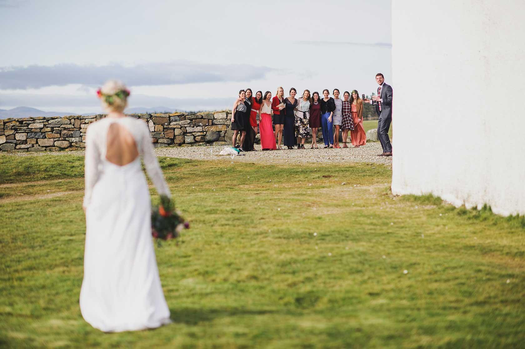 Crear Wedding in Scotland