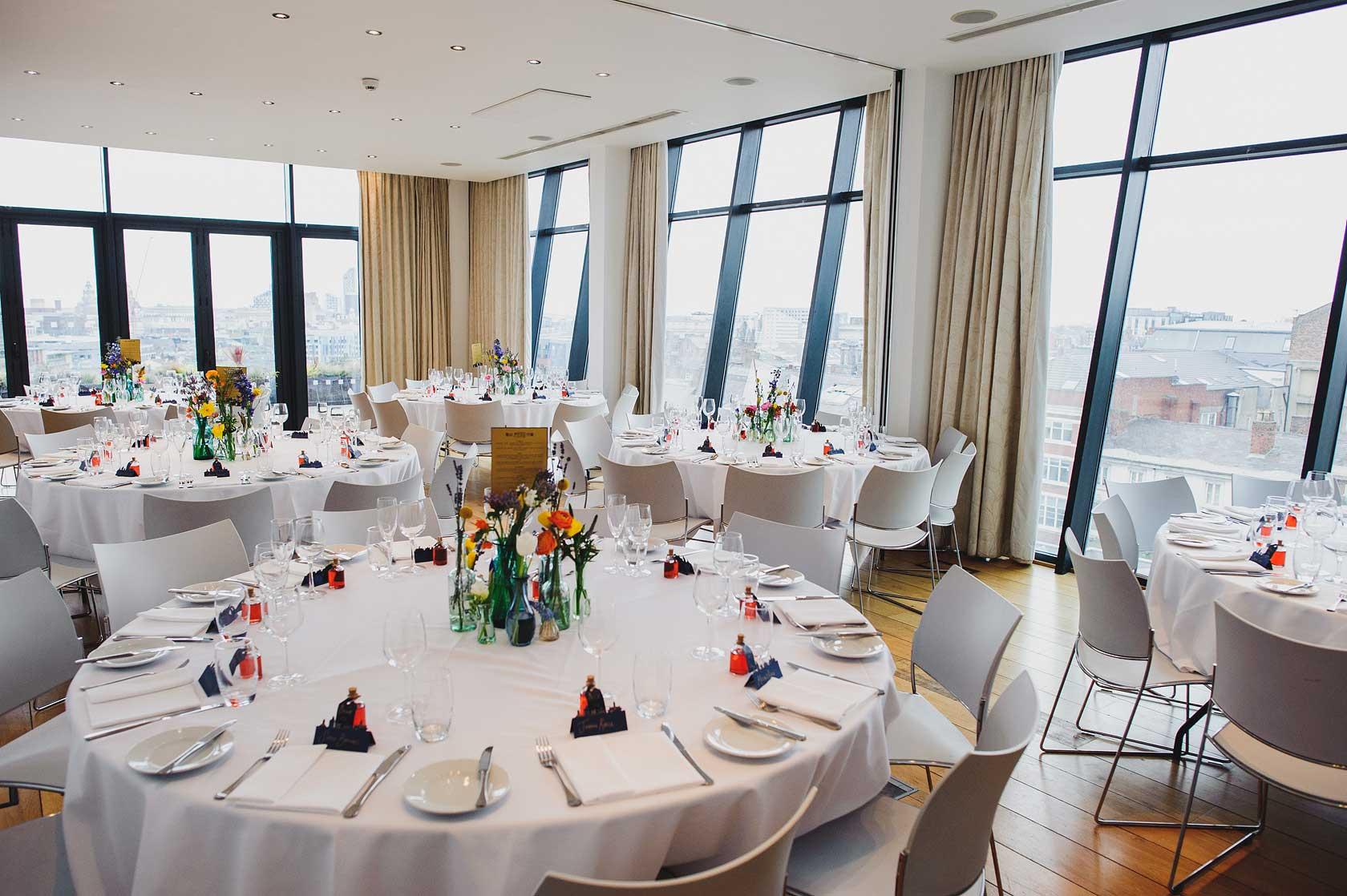 Hope Street Hotel Wedding in Merseyside