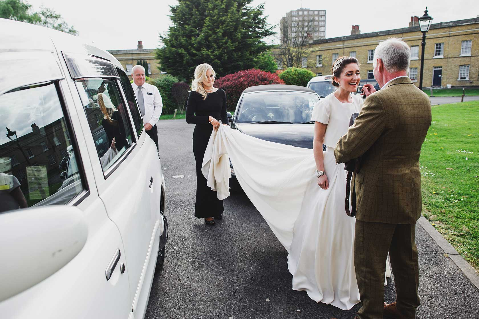 Caroline Gardens Chapel Wedding Photography